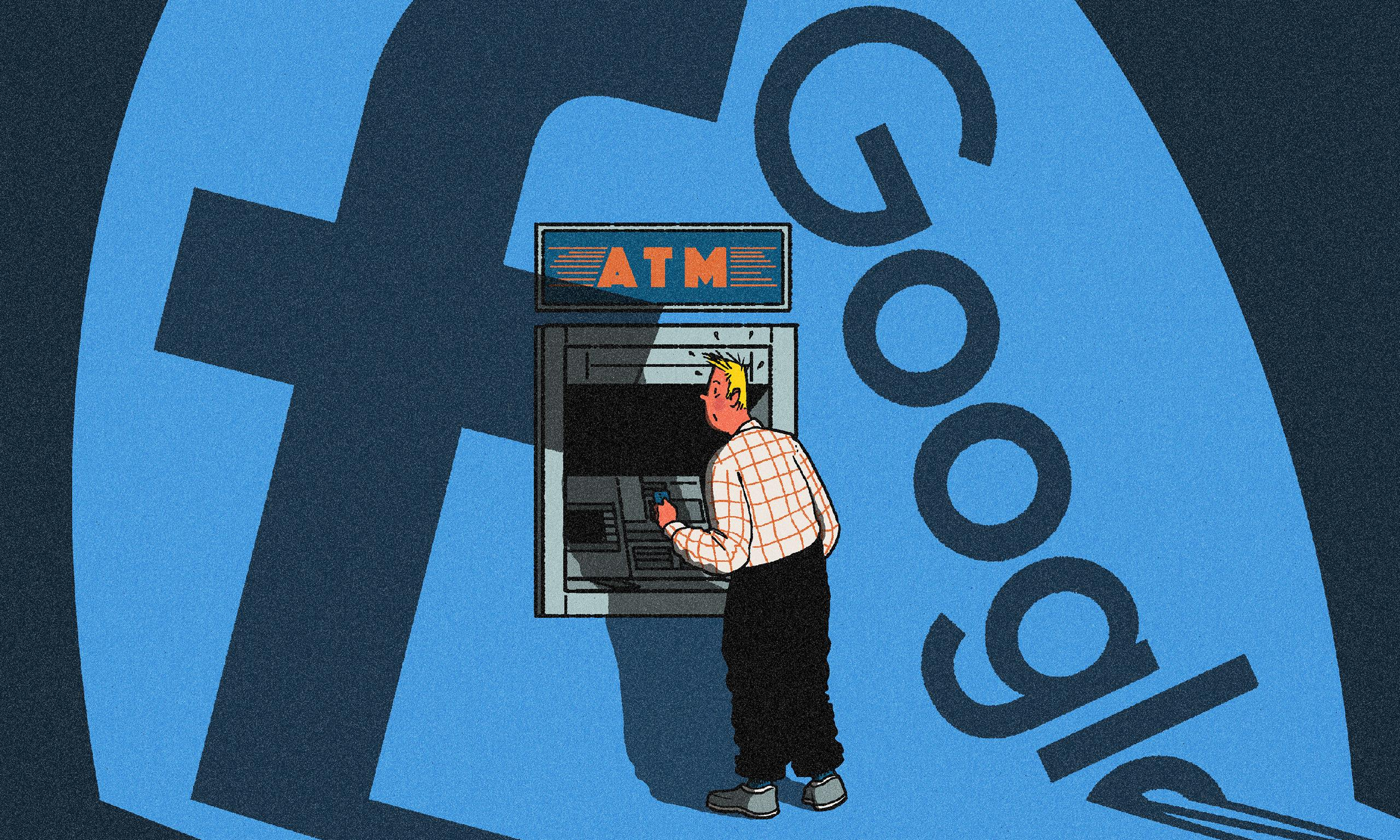 If Facebook or Google create their own currency, they can control our lives