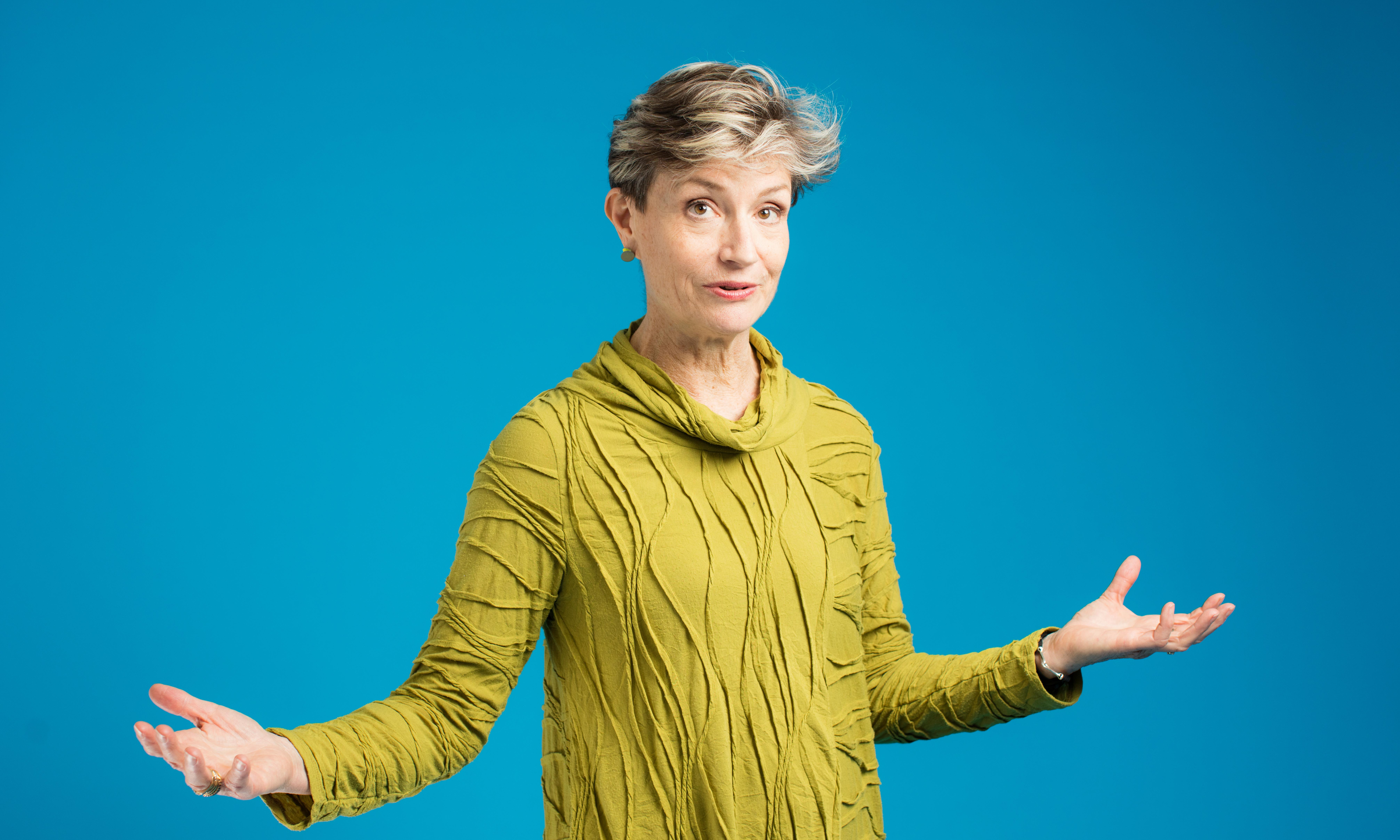'I refuse to regret waking up a day older': Ashton Applewhite's fight for age pride
