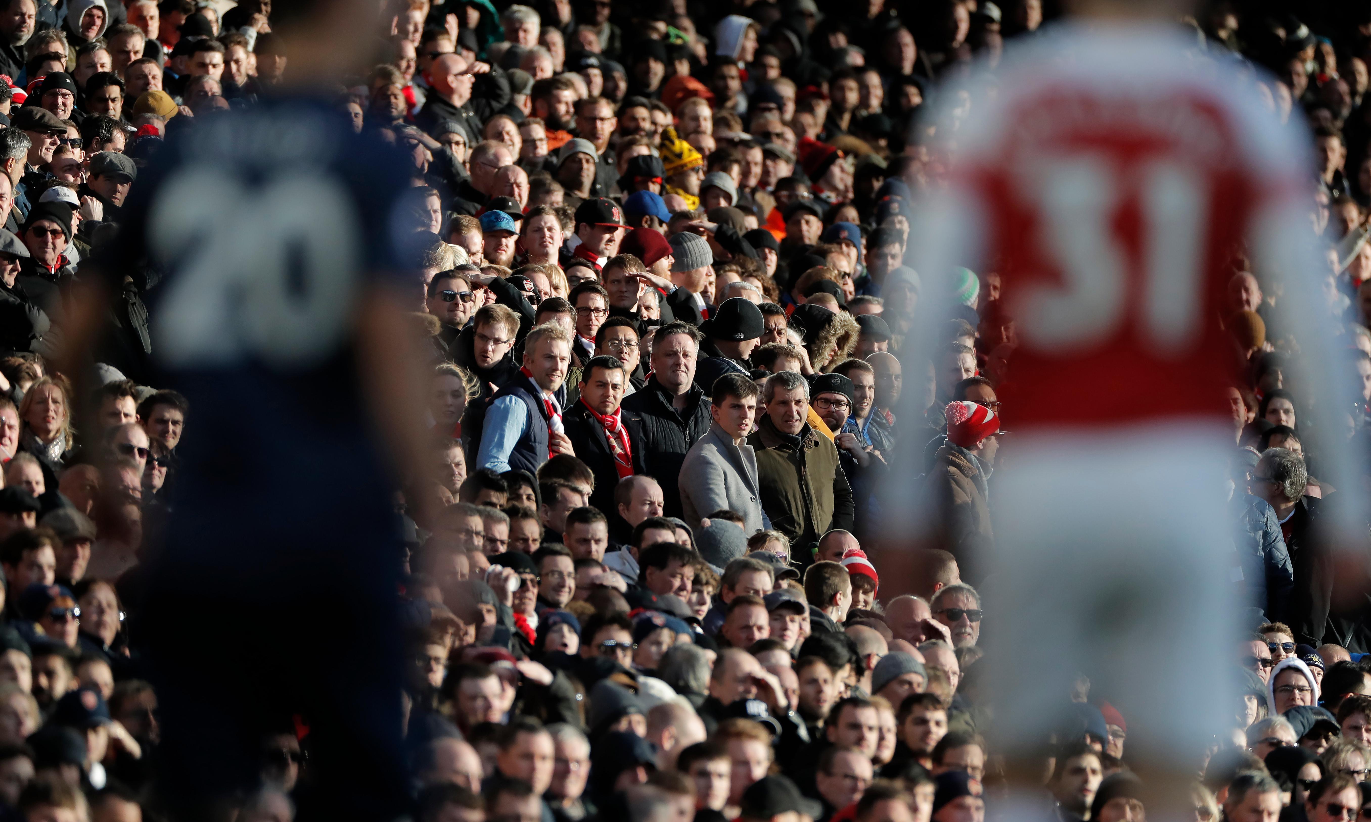 Premier League fans assess the run-in. Part 1: Arsenal to Huddersfield