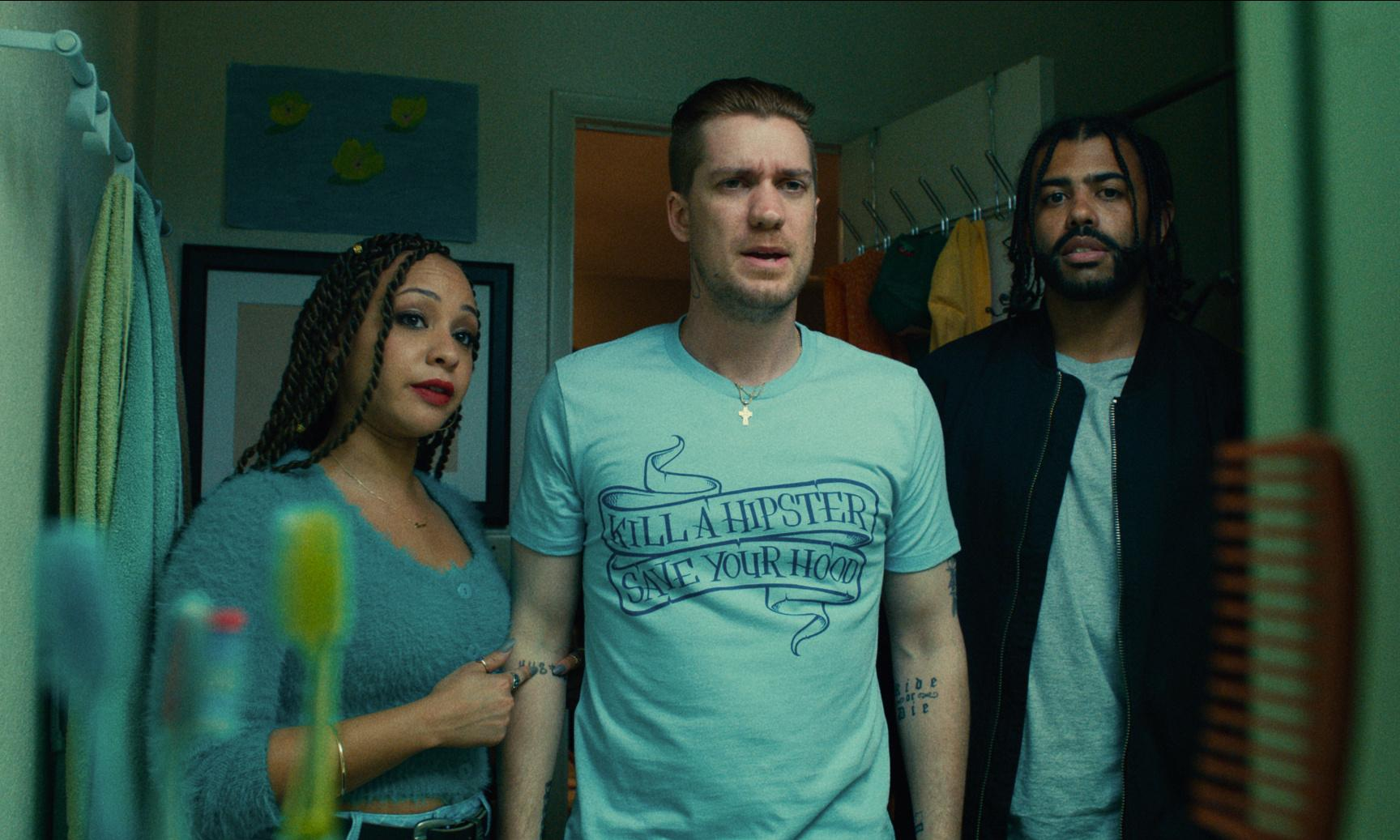 Blindspotting review – racial politics erupts in style