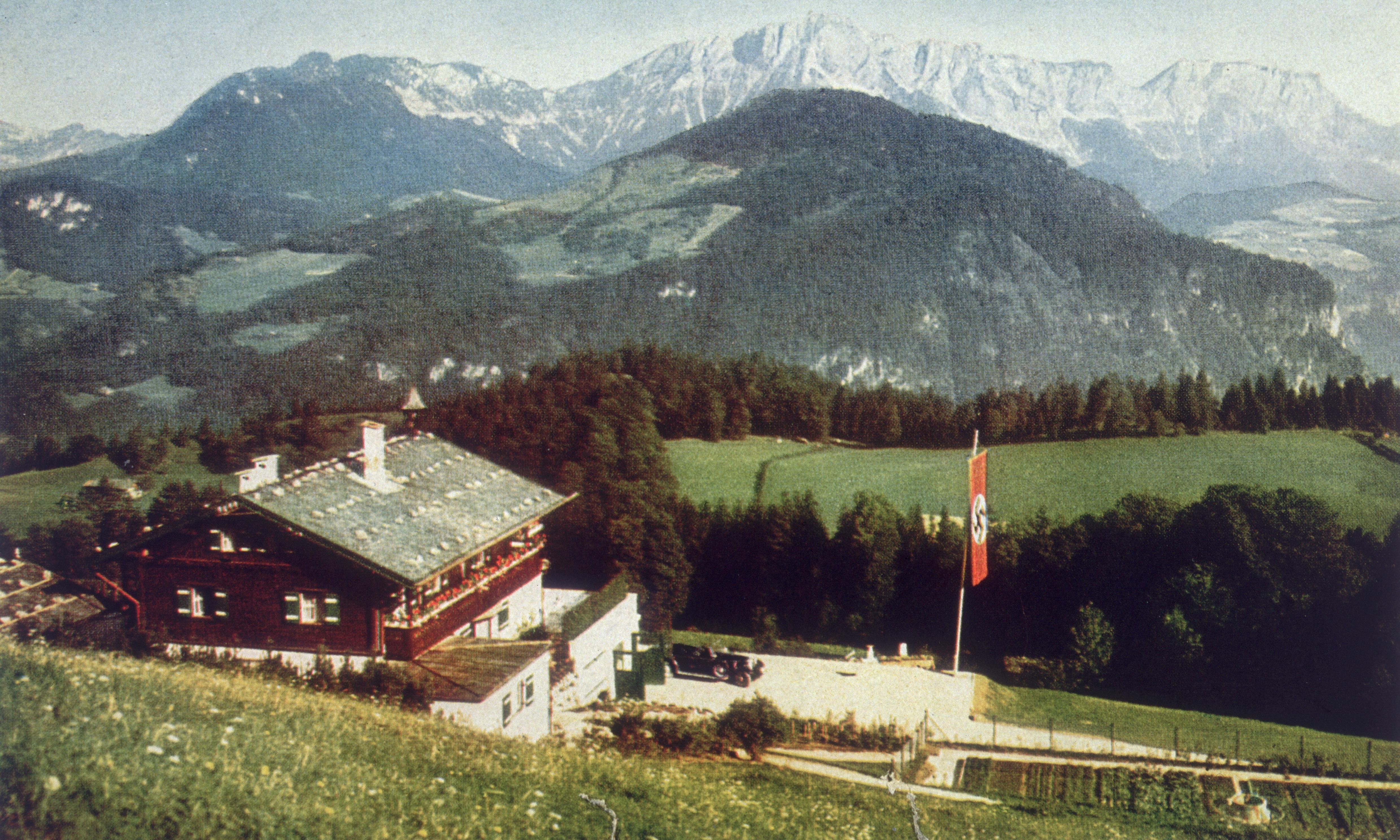 What to do about Hitler's Berghof? Museum challenges far right interest