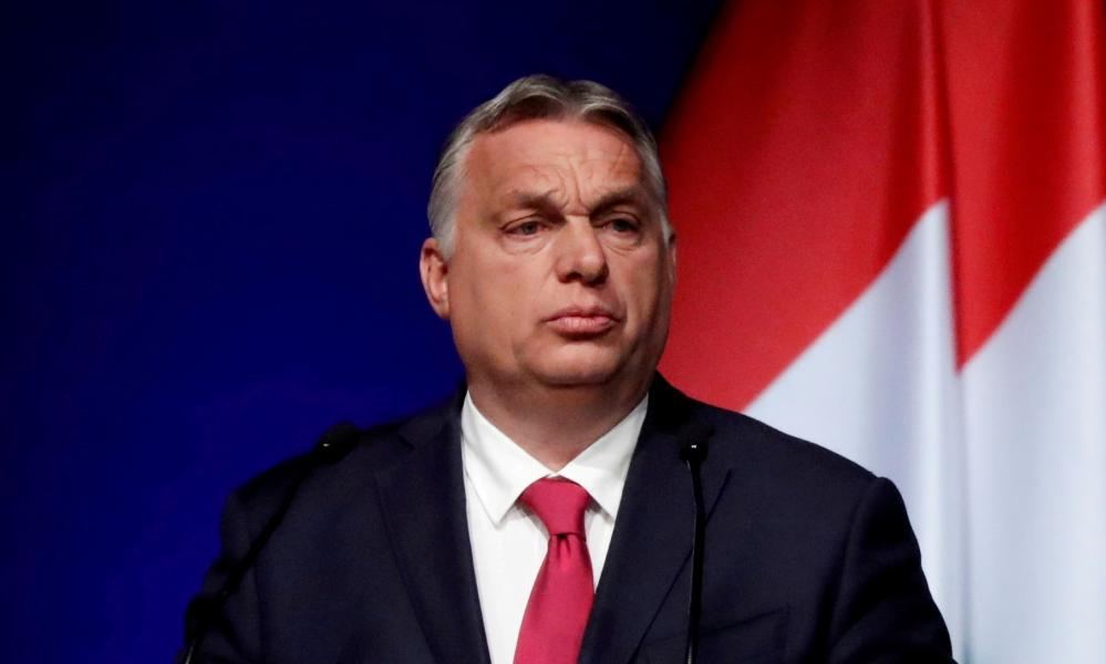 The Hungarian prime minister, Viktor Orbán, has increasingly targeted gay rights.