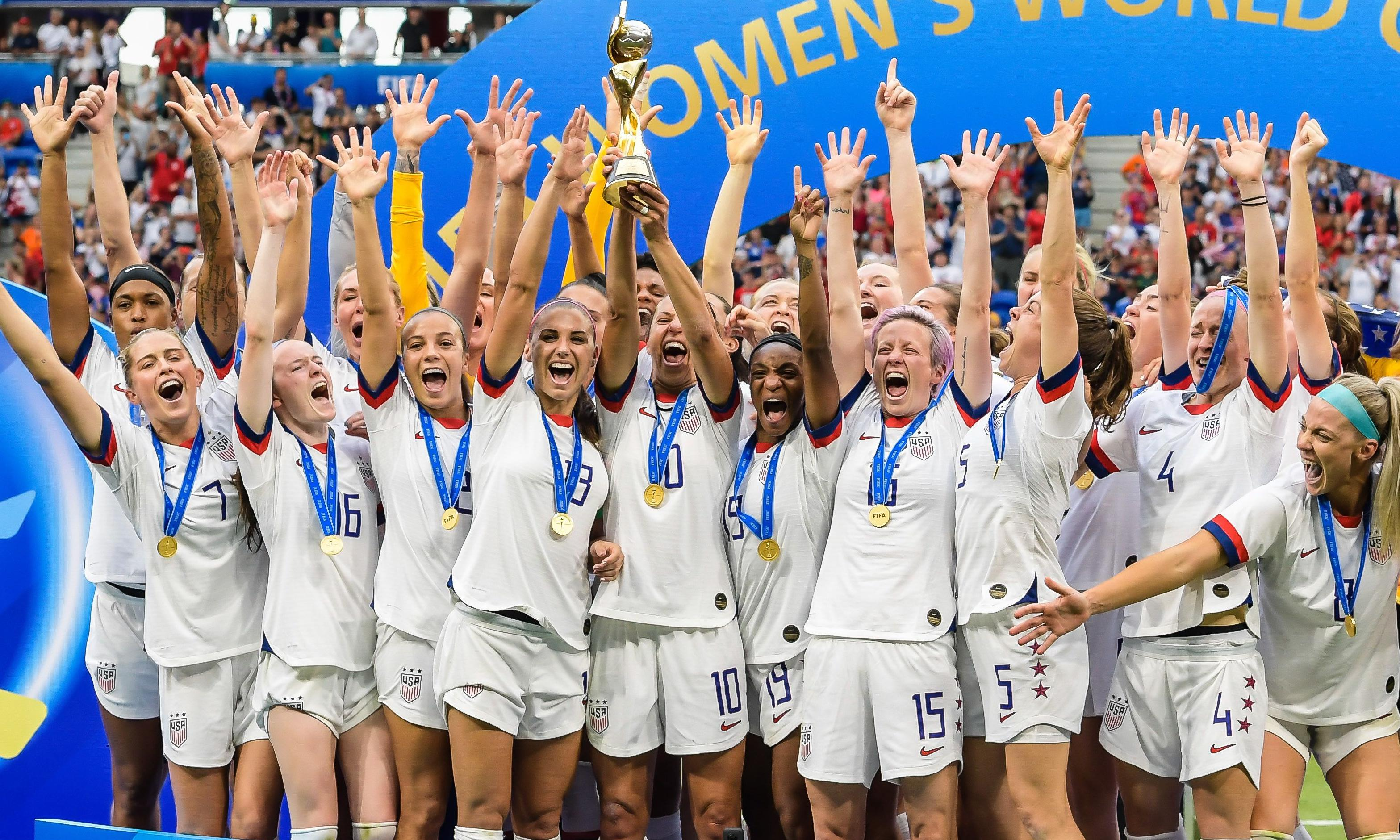 USA carried social and sporting burdens at the World Cup. They won anyway