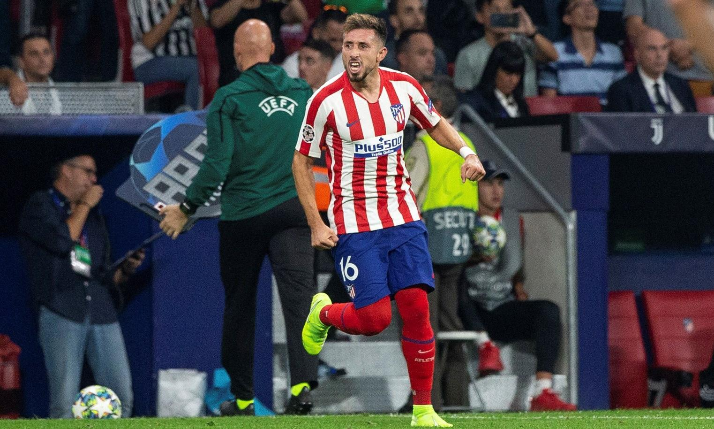 Héctor Herrera completes Atlético Madrid comeback against Juventus