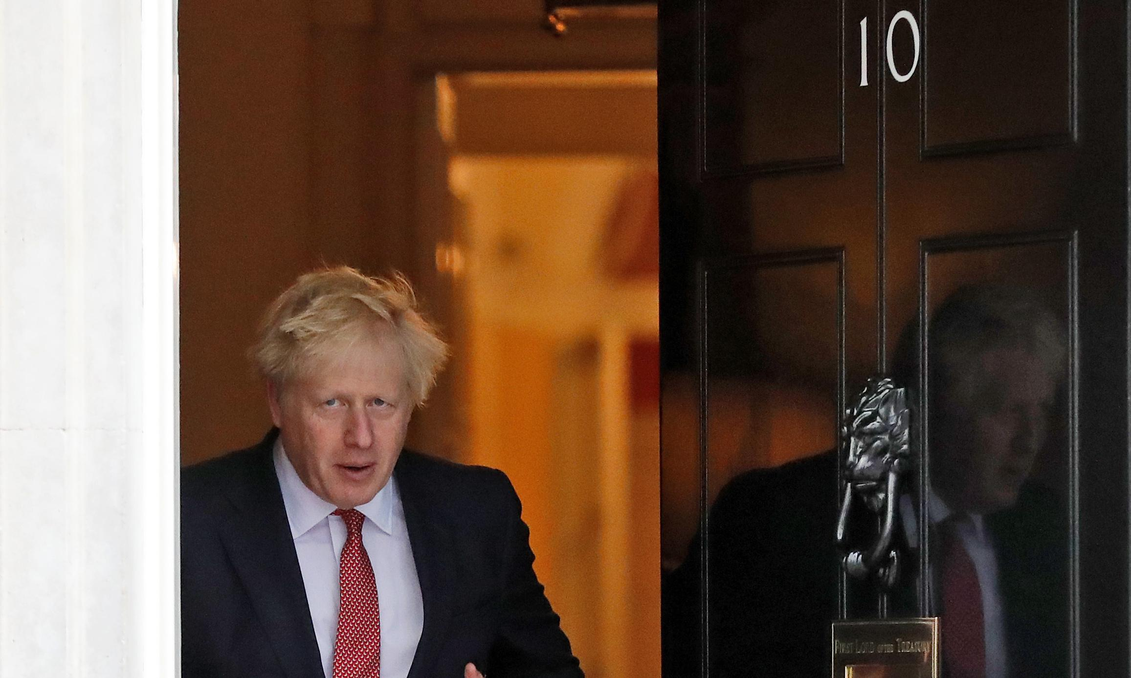 Johnson heads to UN where Brexit will still dominate the agenda