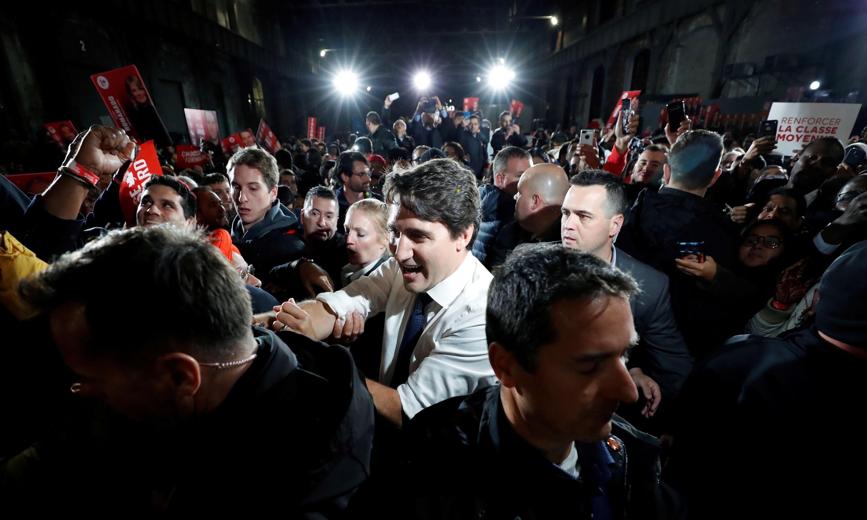 Tight Canada election may offer power-broker role to smaller parties