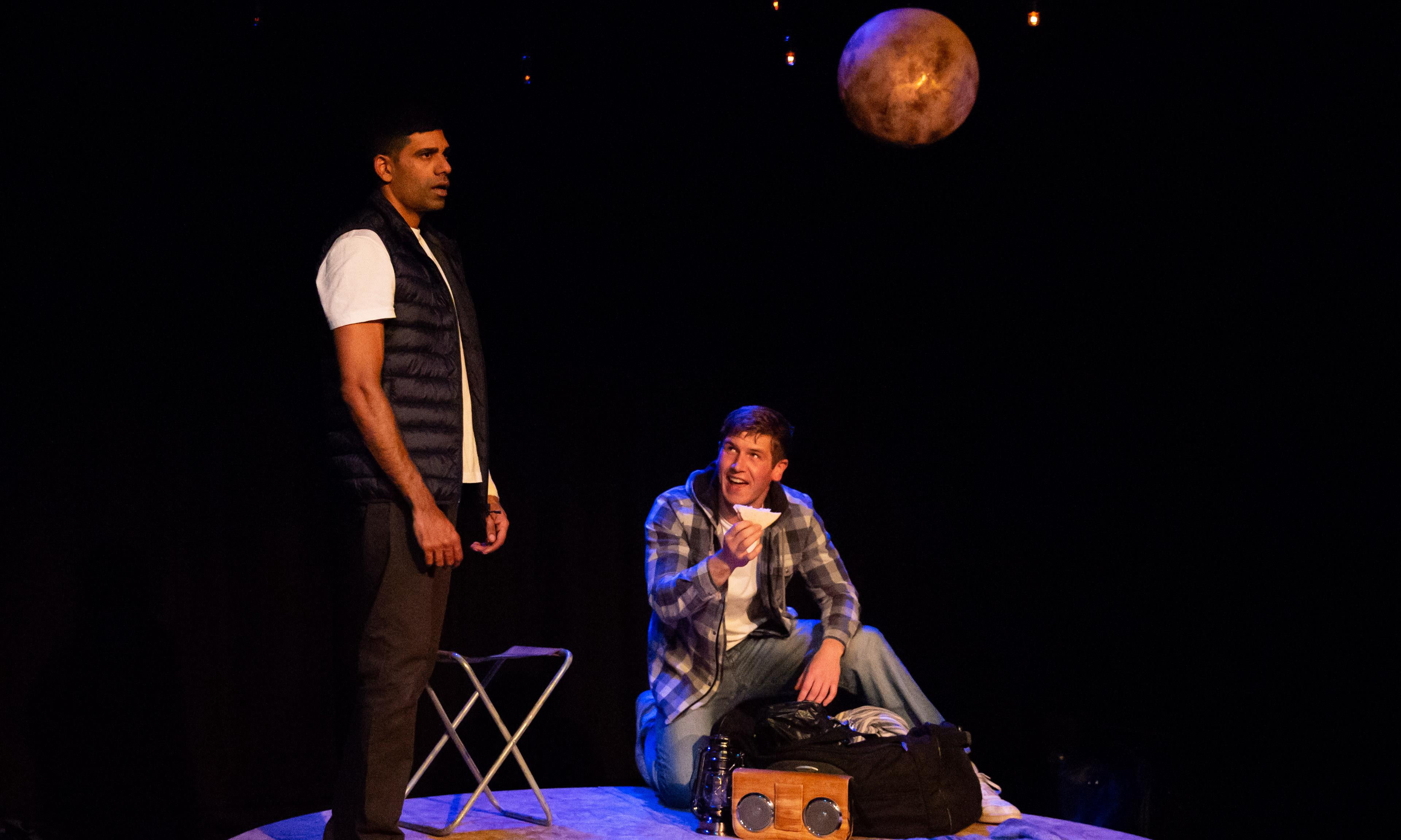Under Three Moons review – interrogating the pressures of masculinity