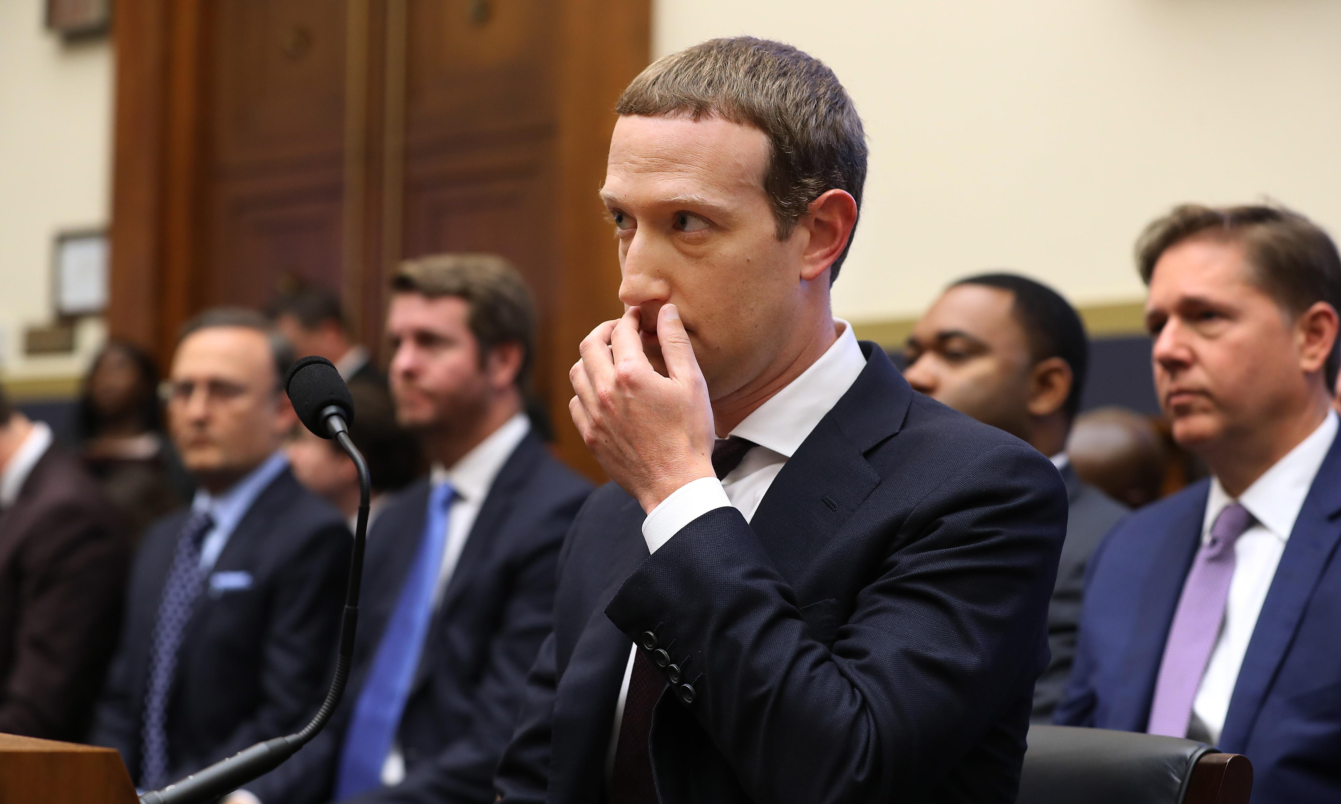 'You're trying to help drug dealers': Zuckerberg faces angry lawmakers at Libra hearing