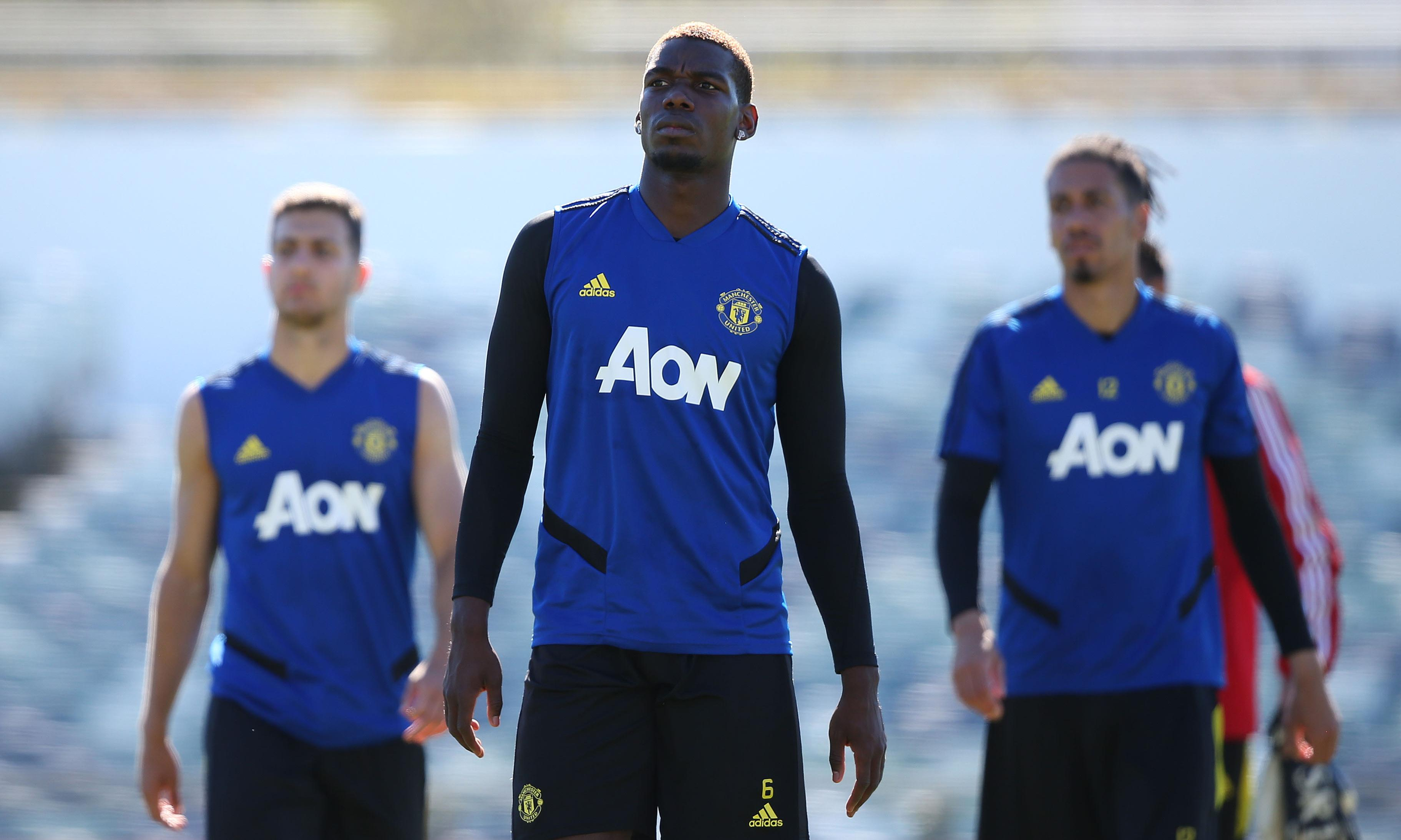 Ole Gunnar Solskjær says he can rebuild Manchester United around Paul Pogba