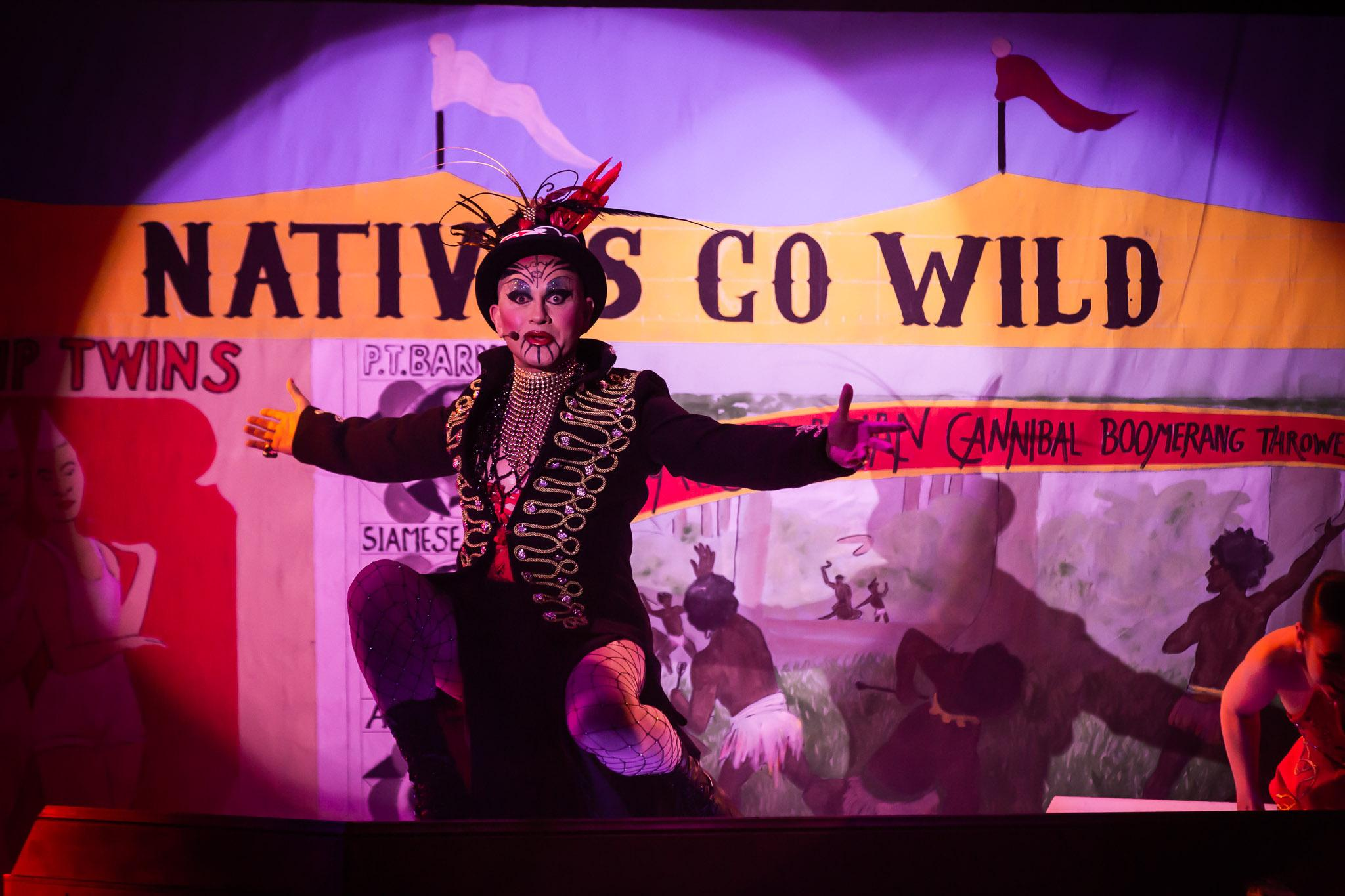 Natives Go Wild review – First Nations circus is a potent mix of defiance and triumph