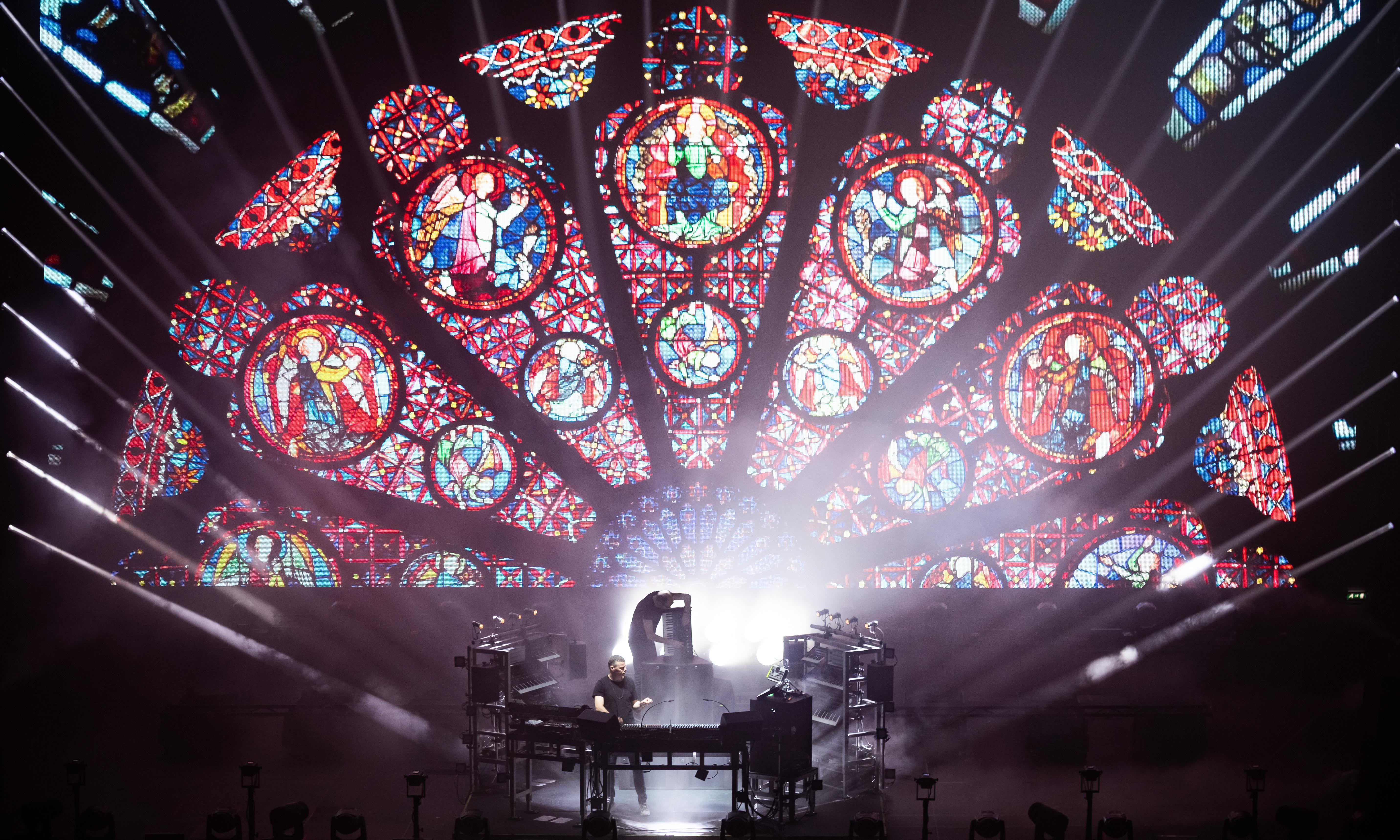 Chemical Brothers review – a glorious, meaningless sensory overload
