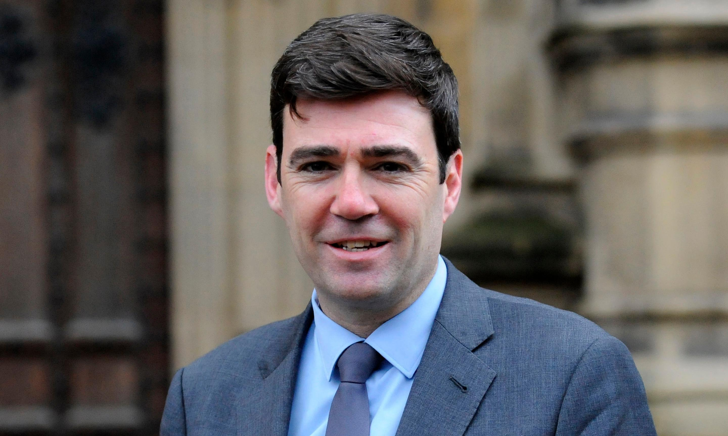 Andy Burnham should take the lead