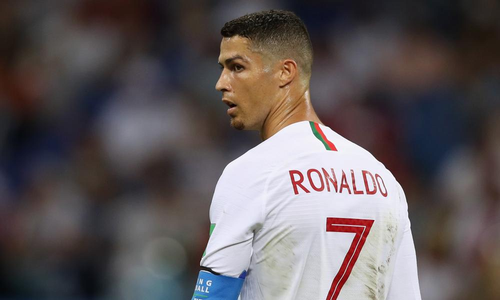 Cristiano Ronaldo's hat-trick saved Portugal in the opening game against Spain, but he was powerless to prevent their exit to Uruguay.