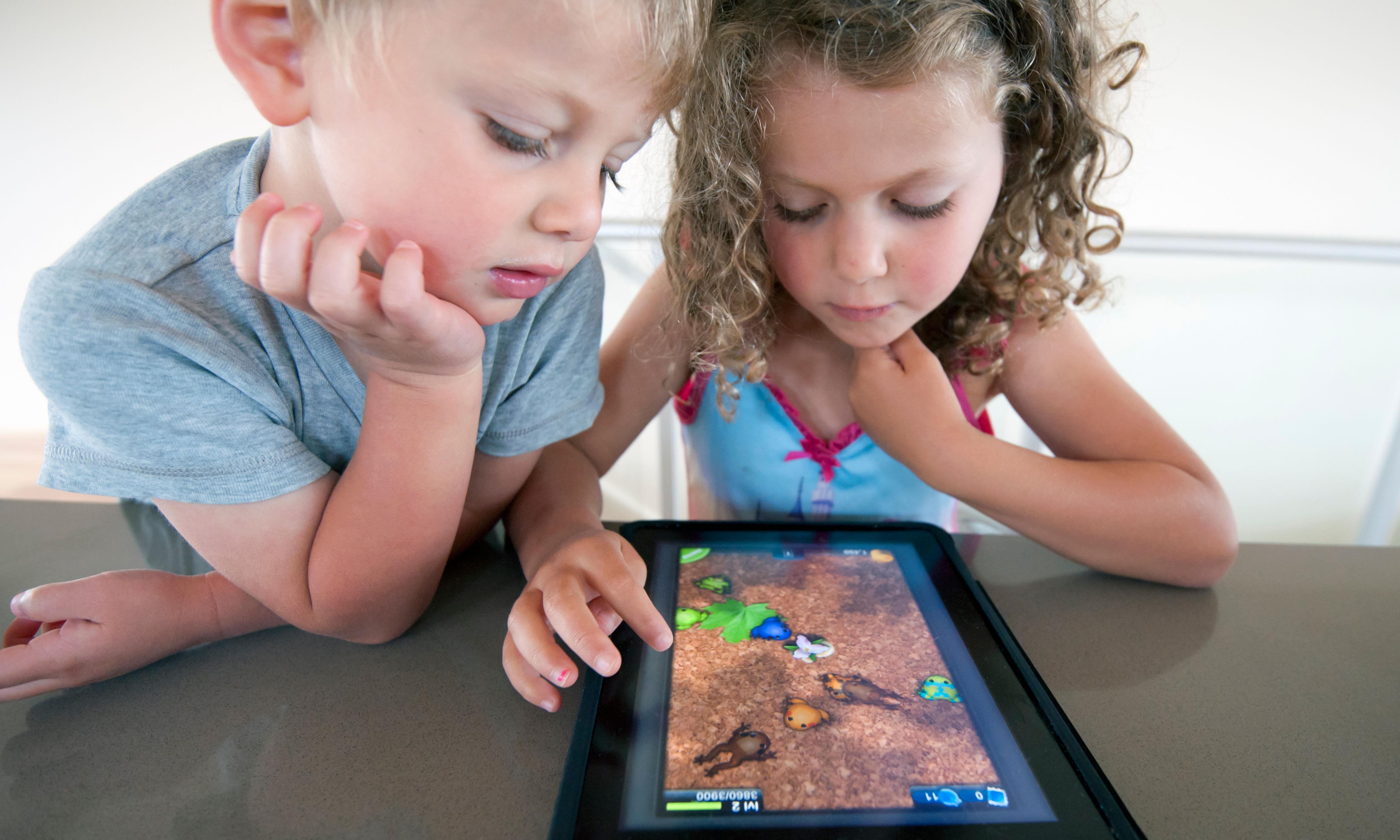 Safe gaming: 21 family-friendly apps for children