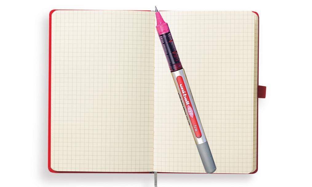 From the rollerball to the quill, the pen will always be mightier than the keyboard