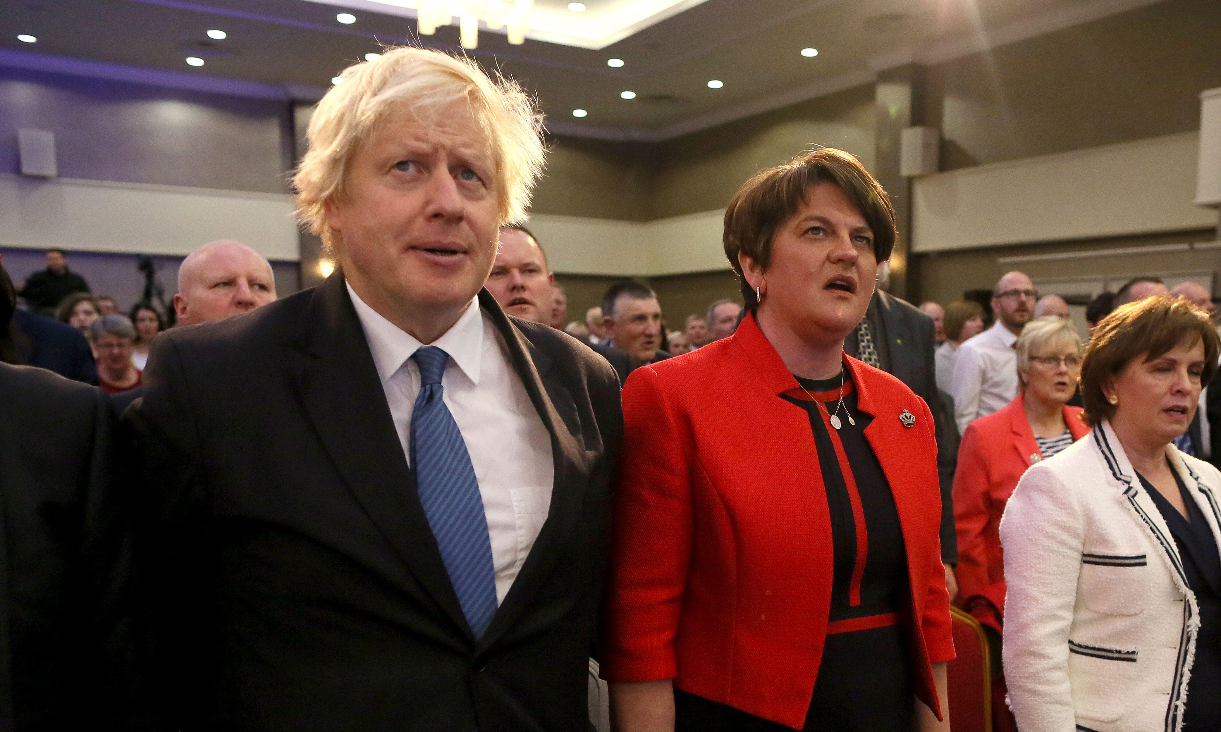 The DUP has been humiliated in Westminster – and in Northern Ireland too