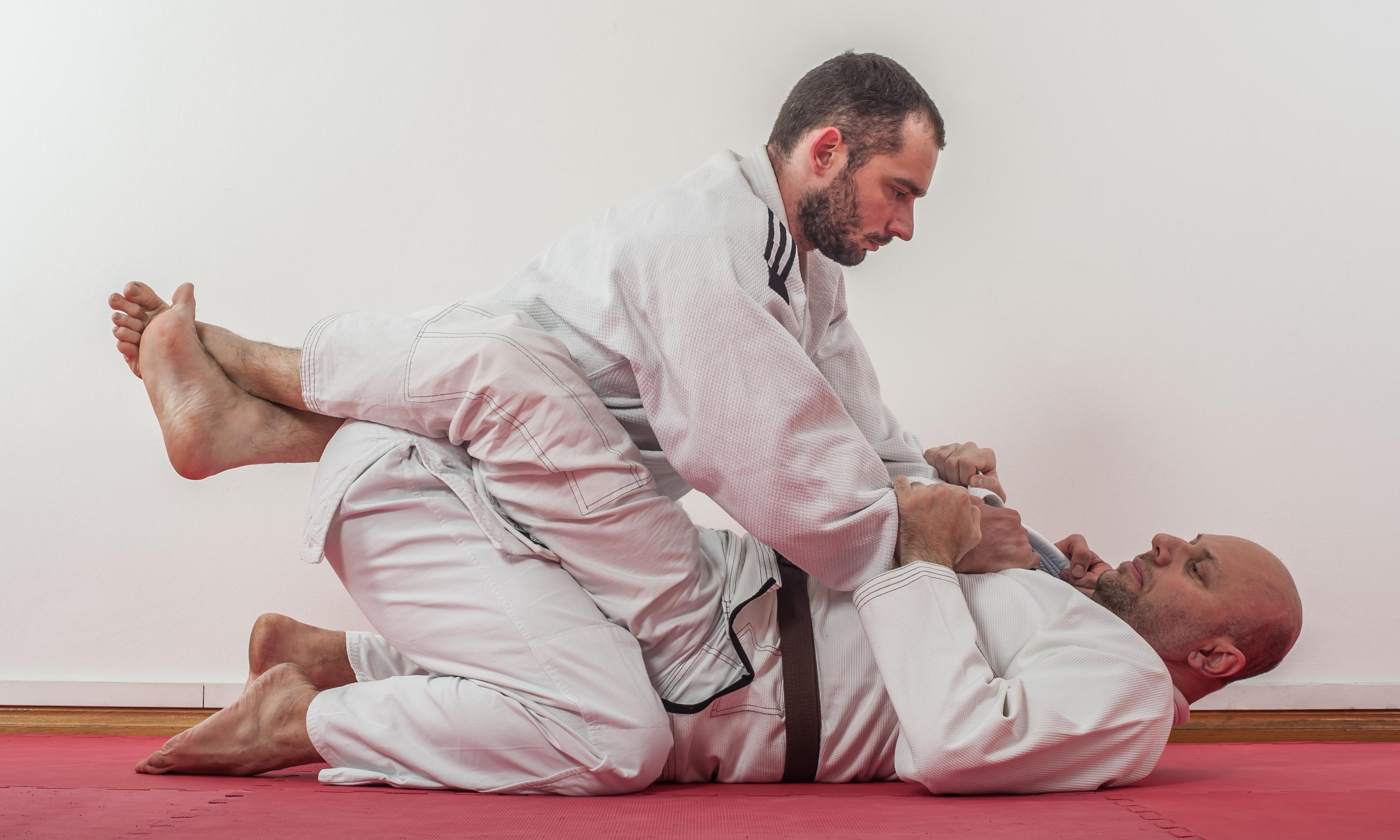 Fitness tips: three benefits of Brazilian jiu-jitsu