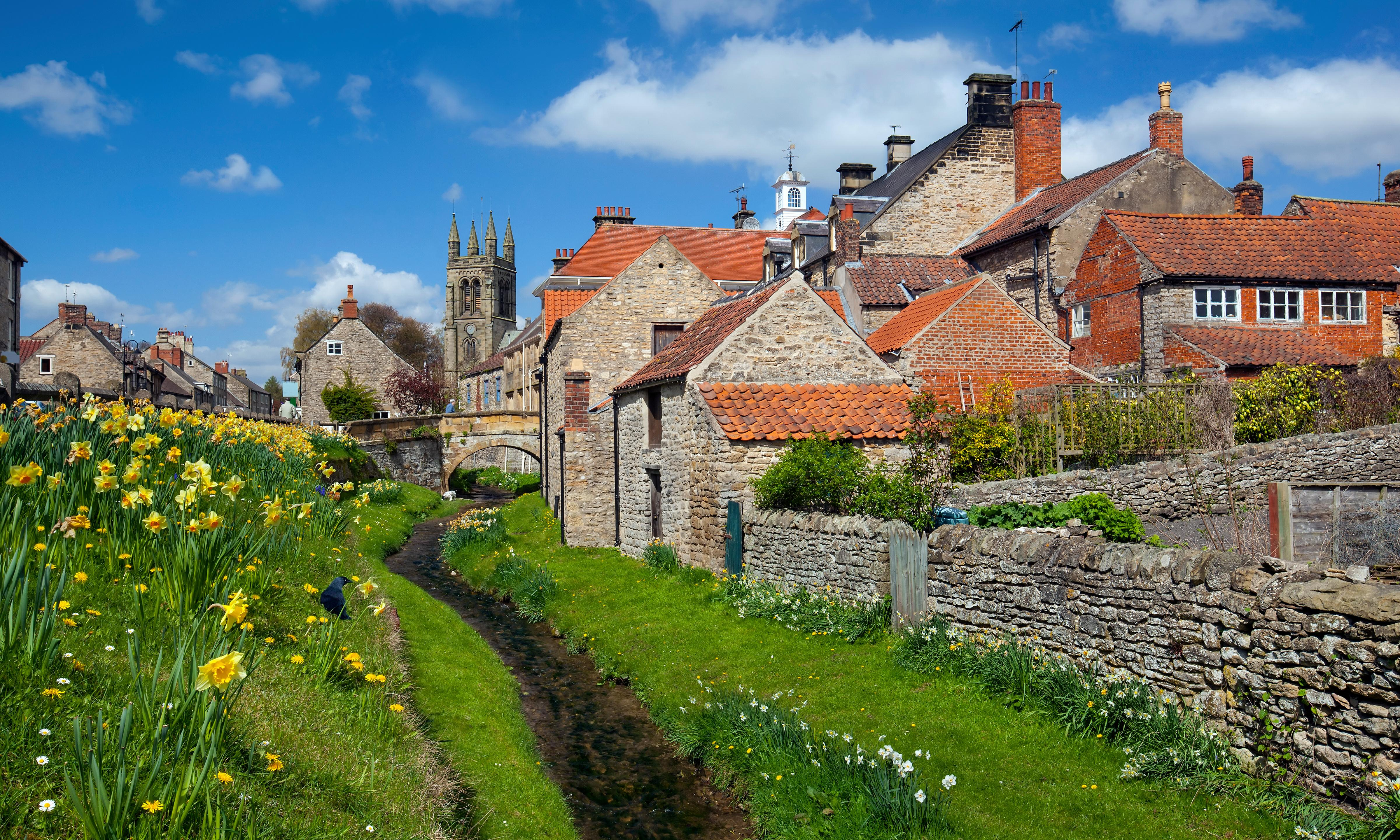 Let's move to Helmsley, North Yorkshire: super sweet and picture perfect