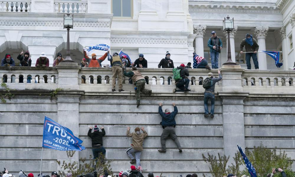 Capitol attack.