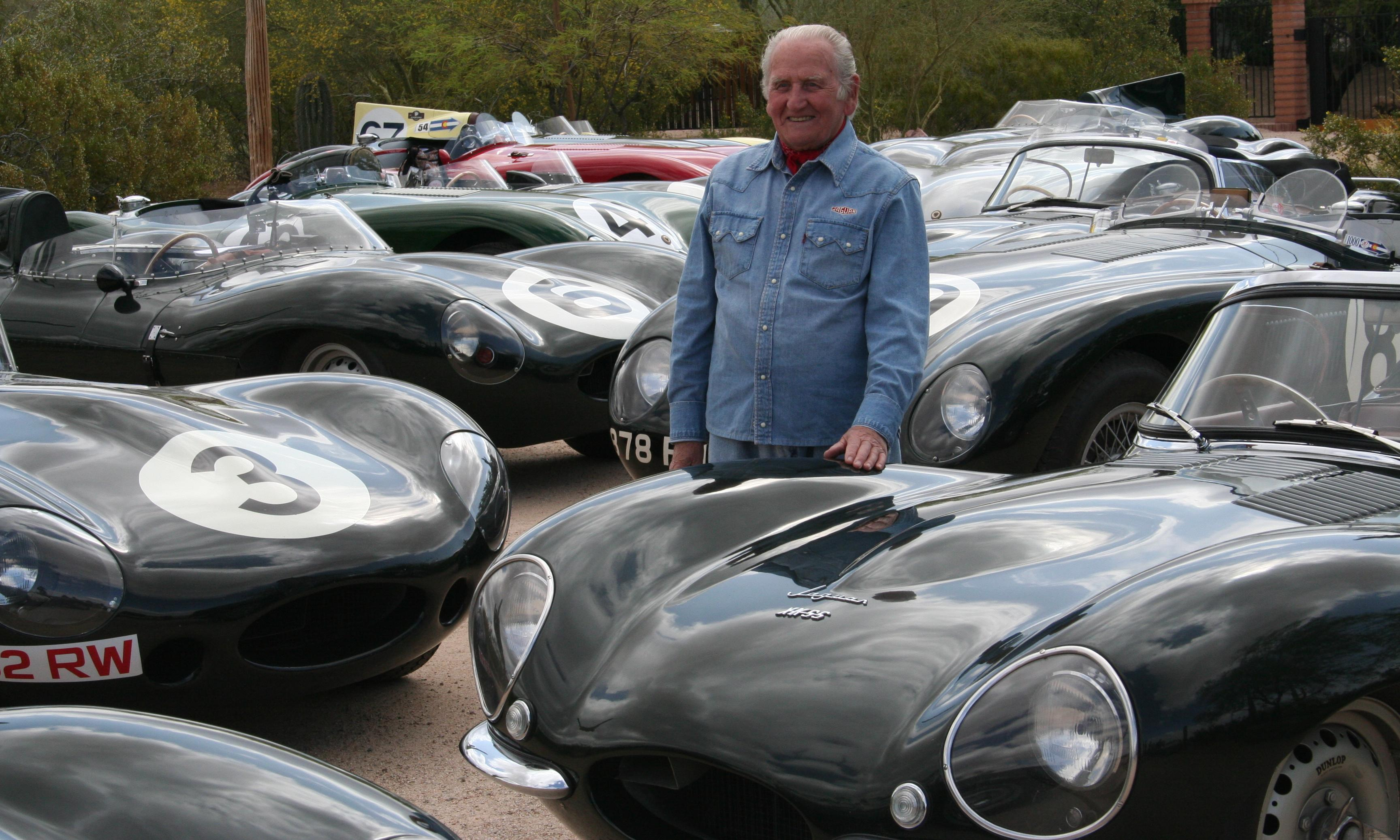 Norman Dewis obituary
