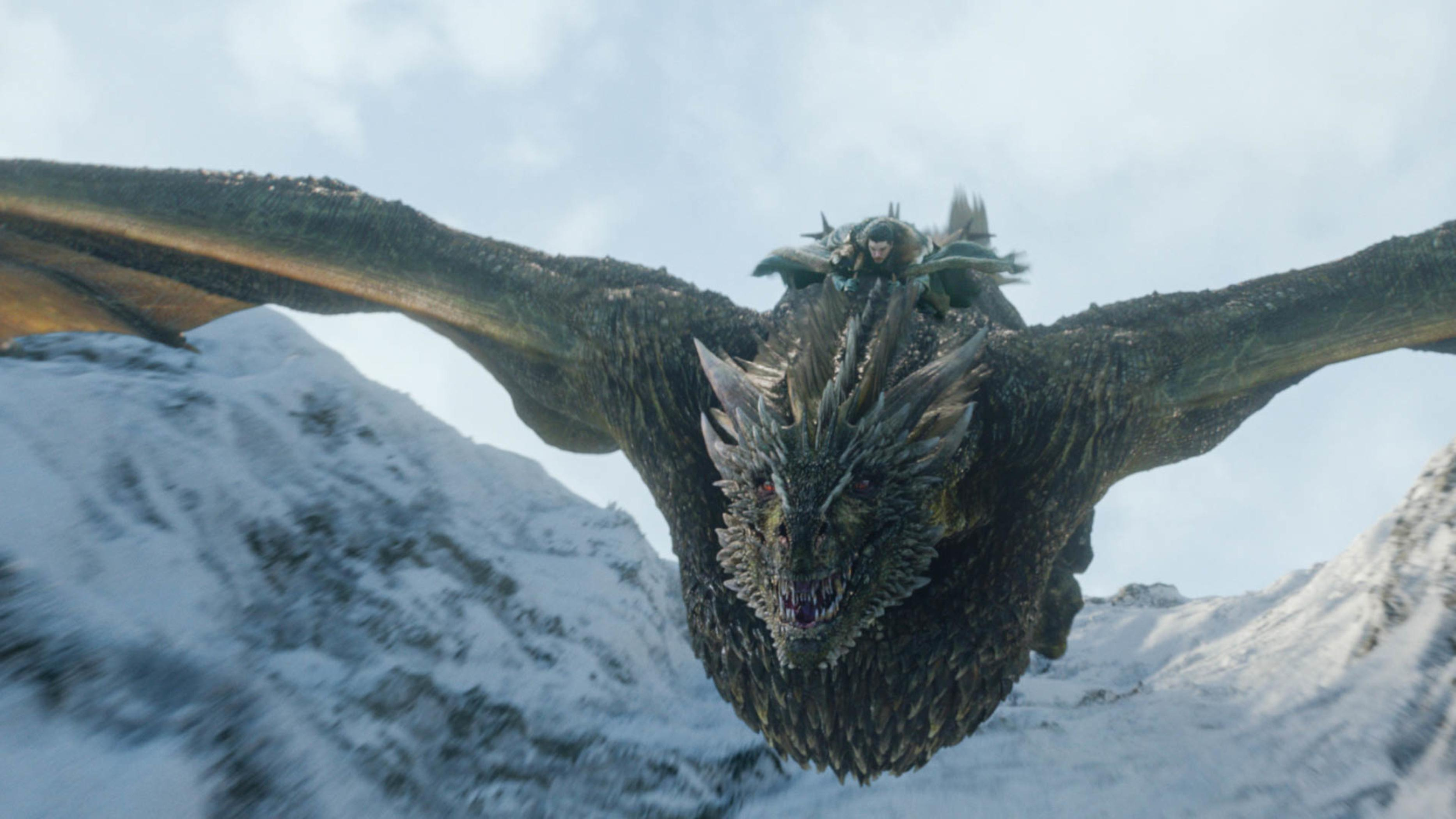 The Week in TV: Game of Thrones; Climate Change: The Facts; Earth from Space and more – review