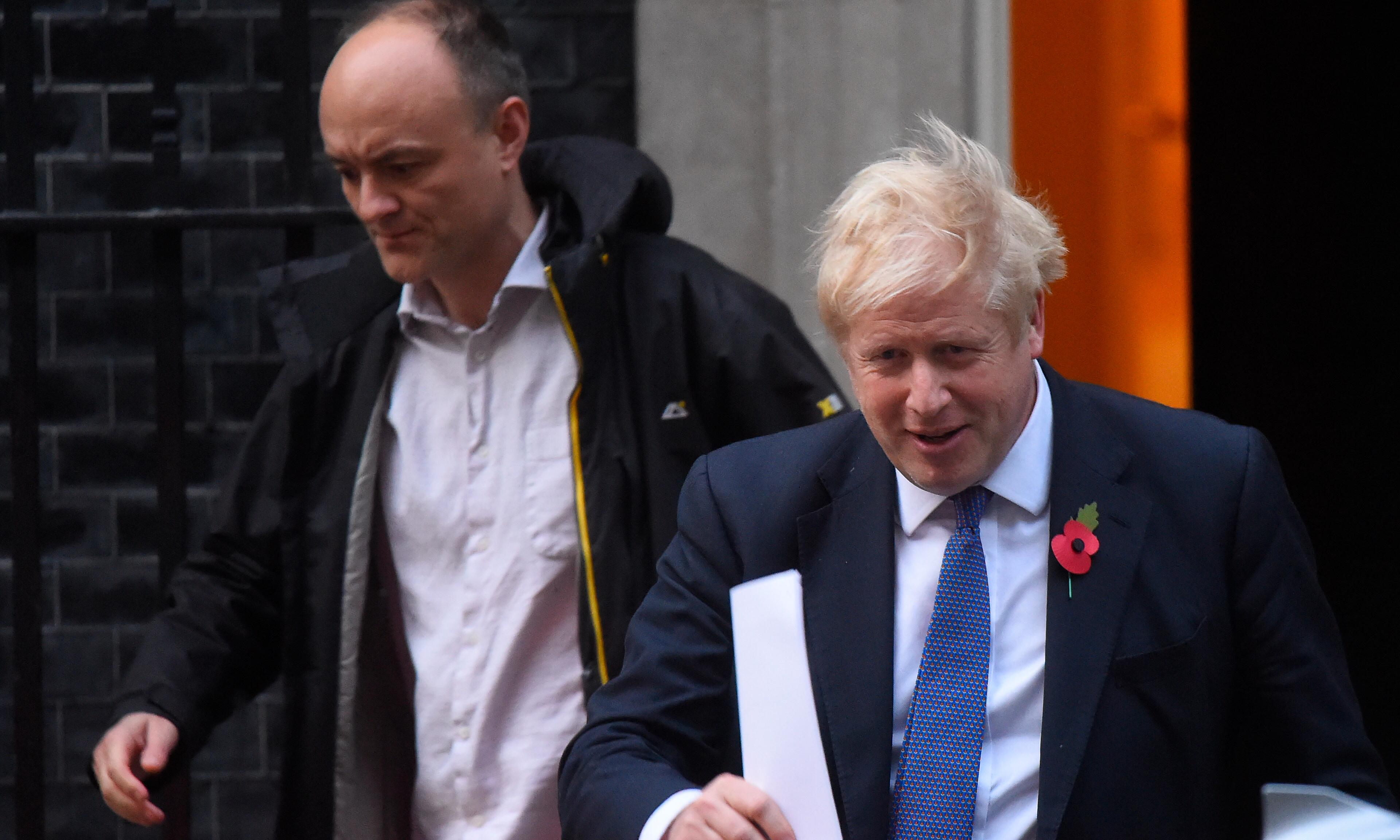 For Johnson's Tories, the collapse of public trust isn't a problem – it's an opportunity