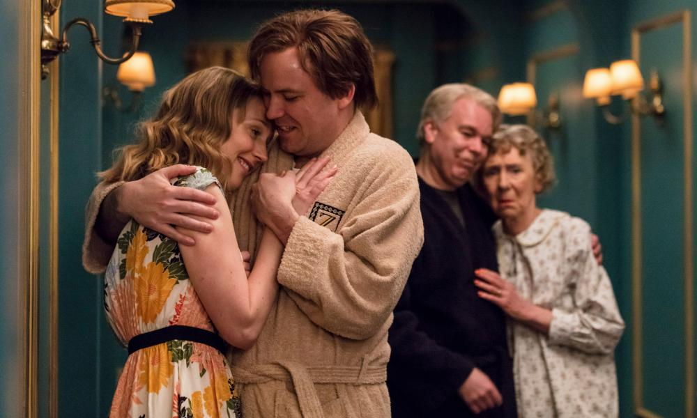 'Show me another current writing duo who would attempt high farce in iambic pentameter …' Inside No. 9.