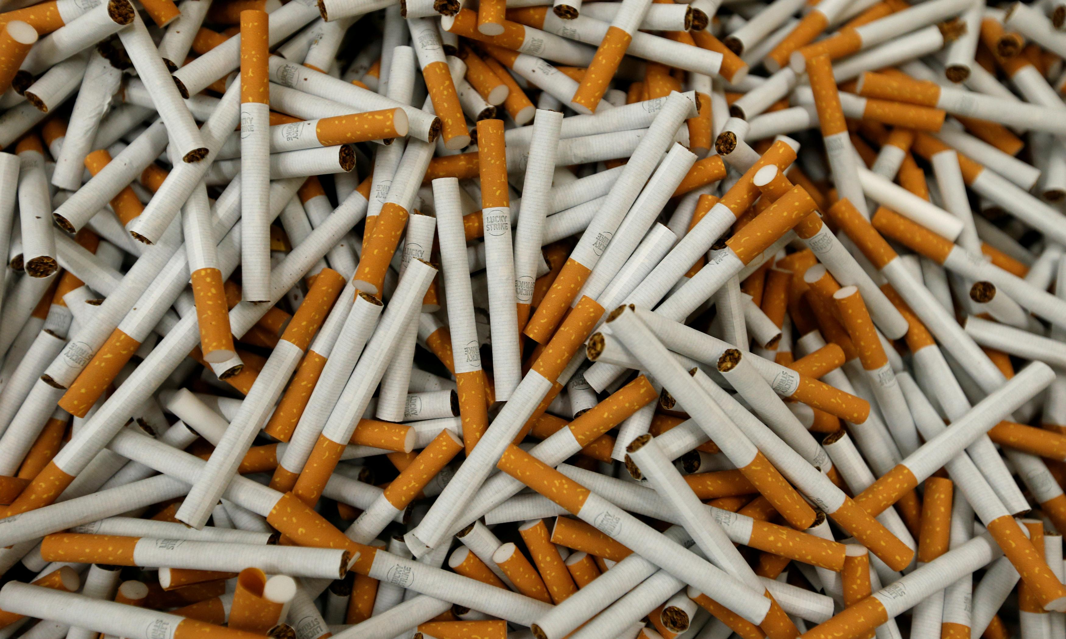 British American Tobacco issued with £900m Dutch tax bill