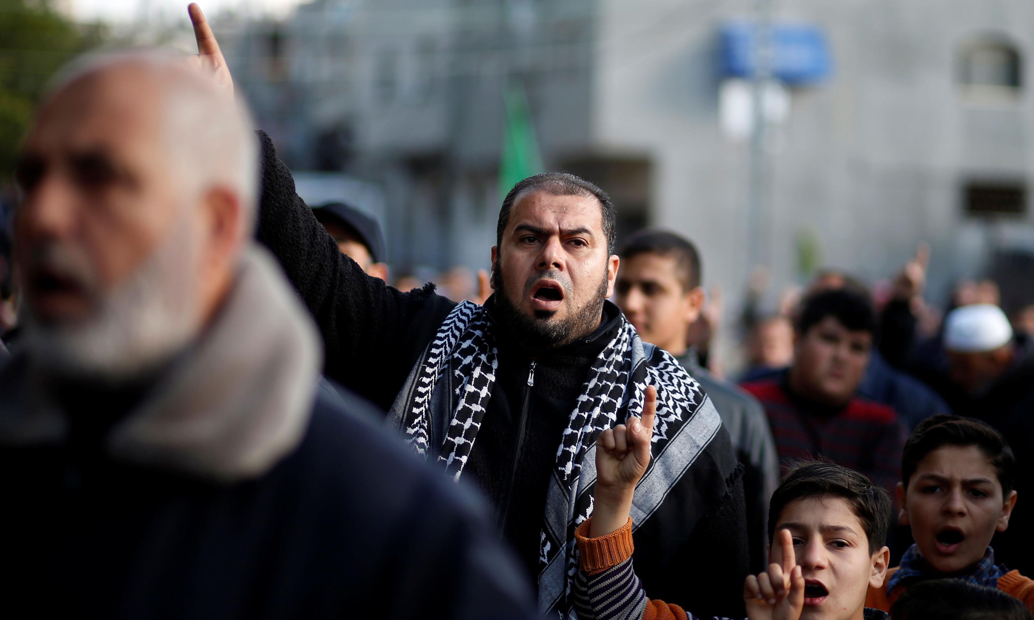 Hamas violently suppresses Gaza economic protests