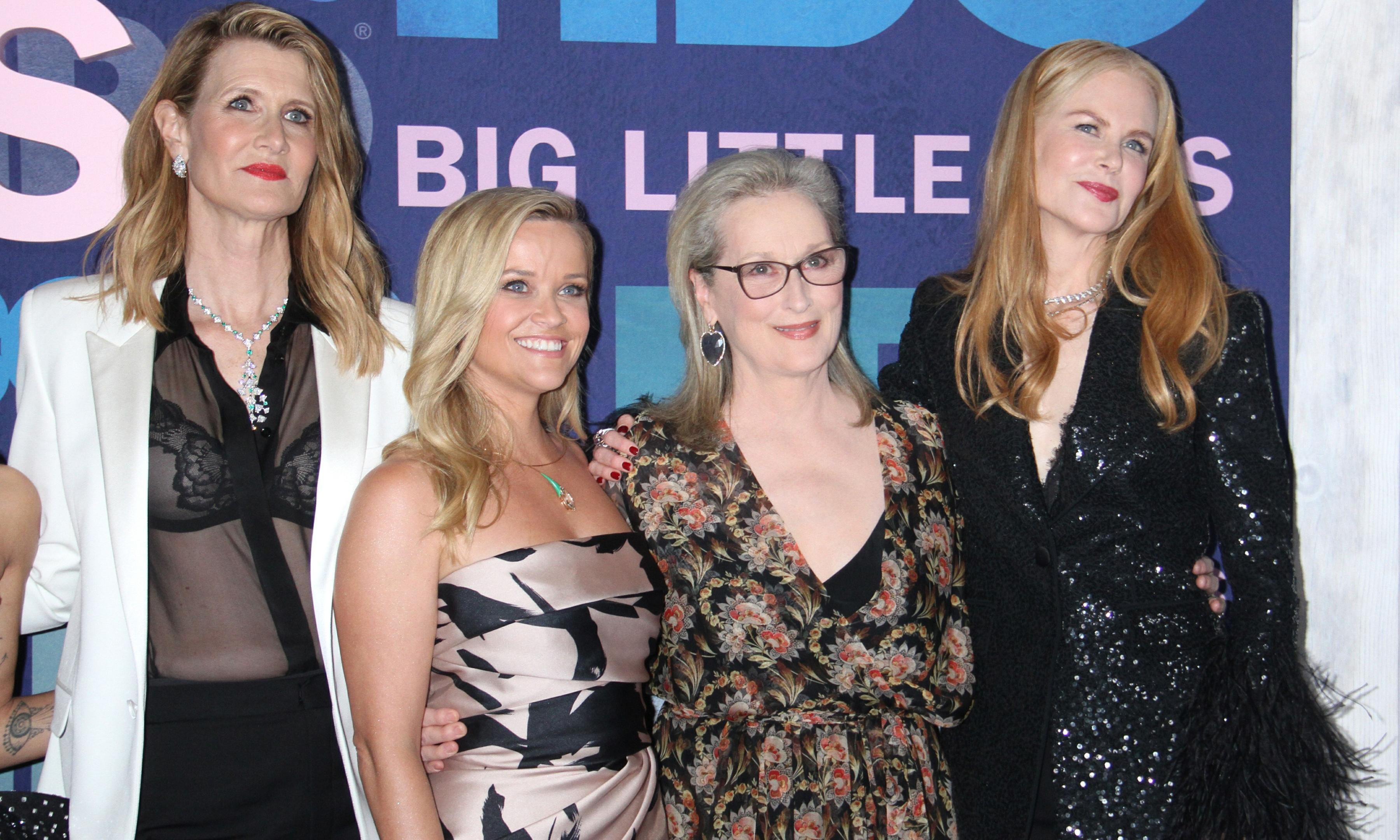 "Meryl Streep: 'We hurt our boys by calling something ""toxic masculinity""'"