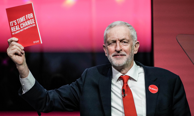 Jeremy Corbyn's Labour manifesto harks back to 1940s