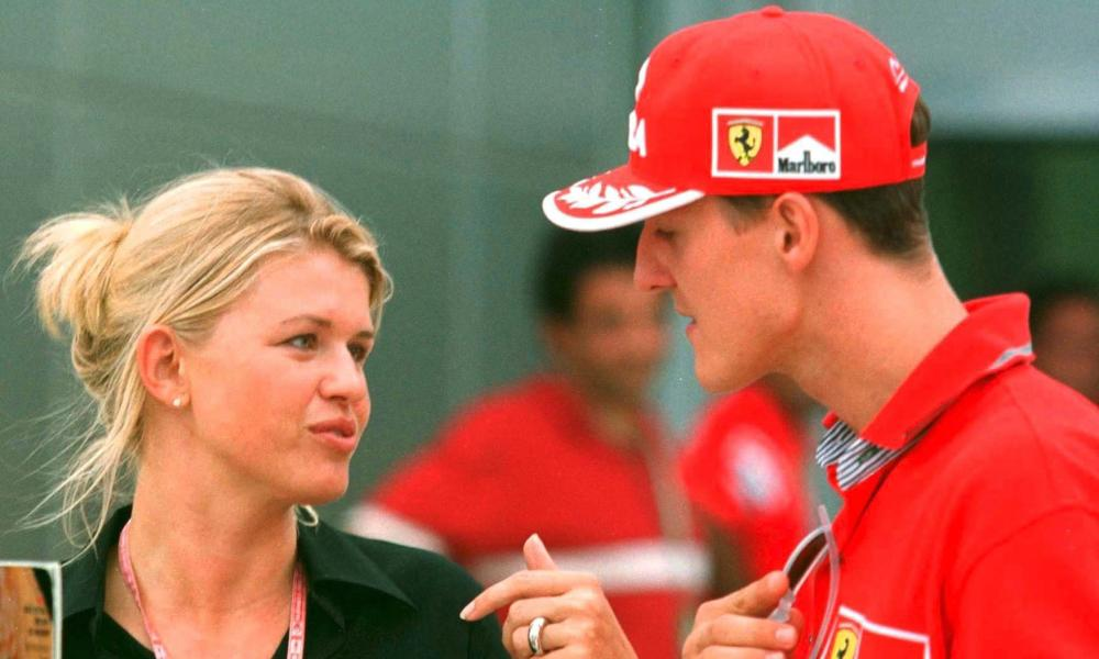 Michael Schumacher's wife Corinna has provided an update on the former seven-time world F1 champion in a new documentary.