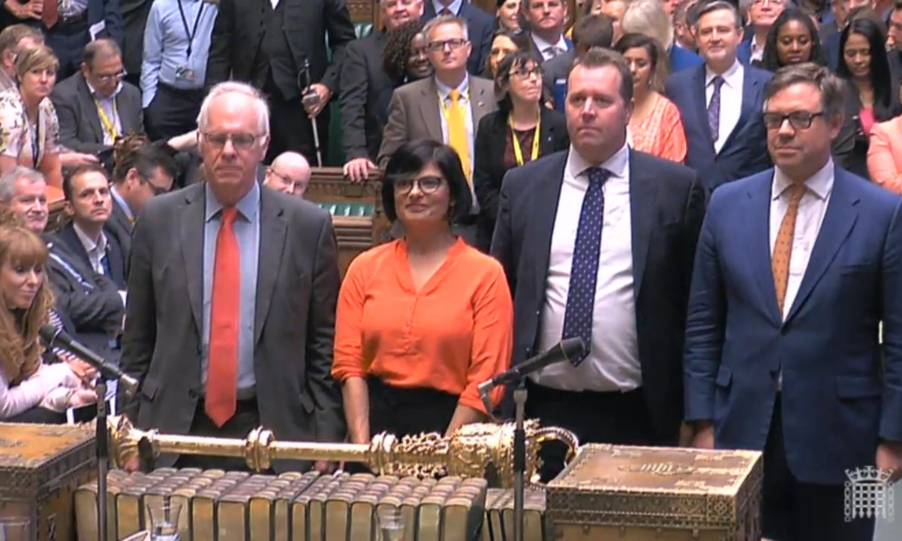 The national interest lies in MPs on all sides working to stop no deal