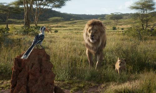 The Lion King review – resplendent but pointless