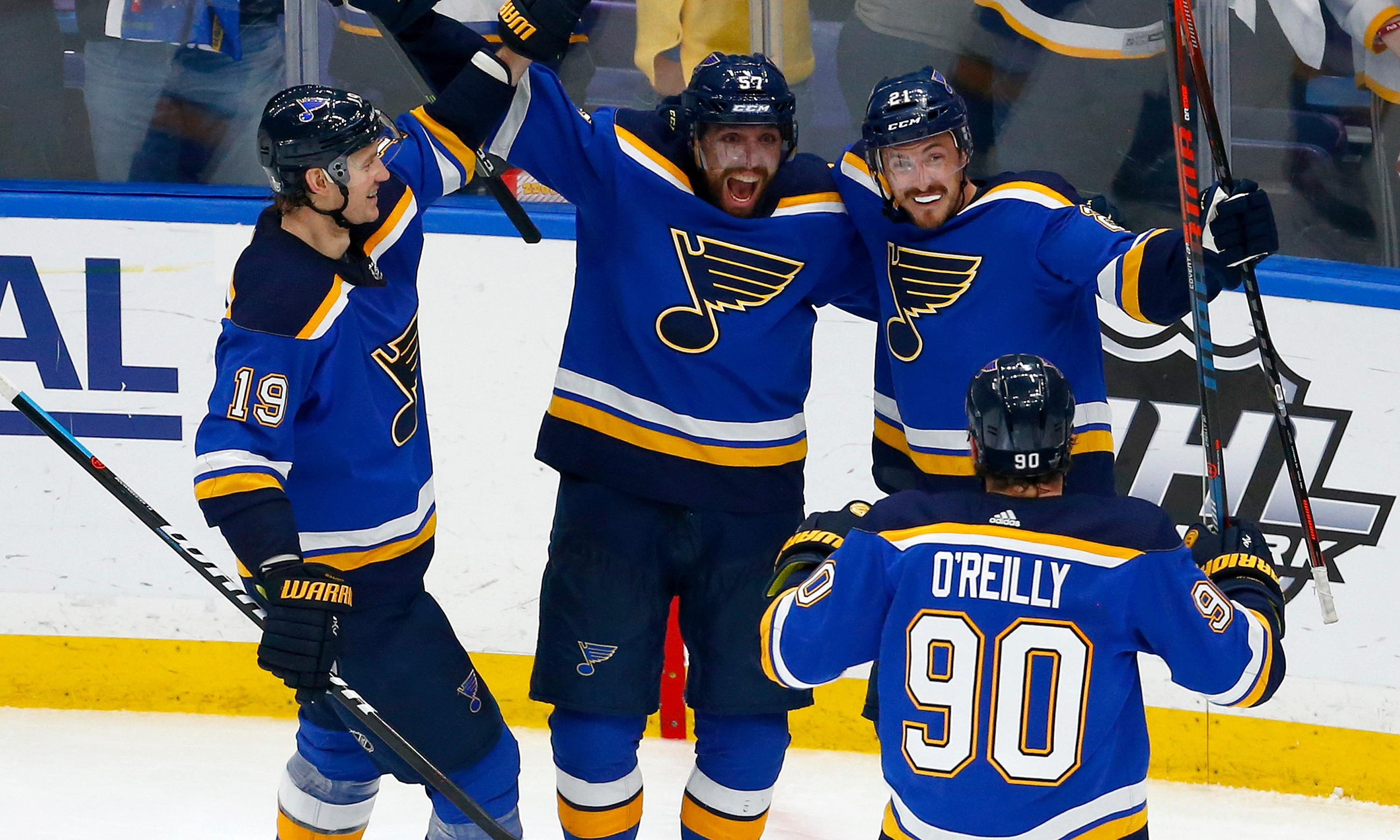 St Louis Blues make Stanley Cup final for first time in 49 years