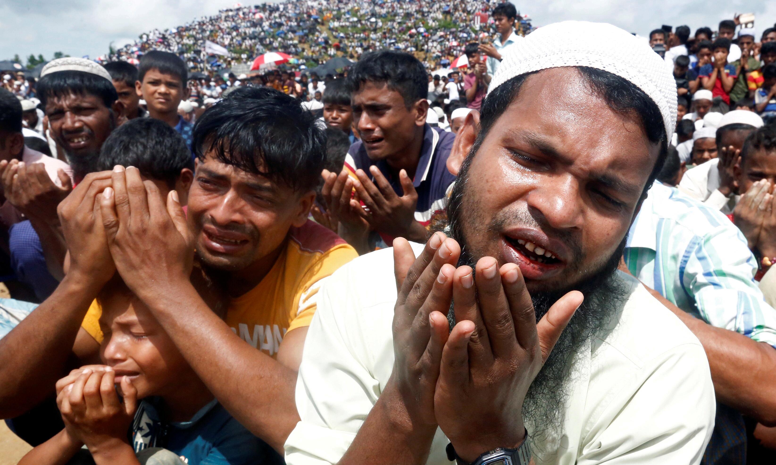 UN's top court orders Myanmar to protect Rohingya from genocide