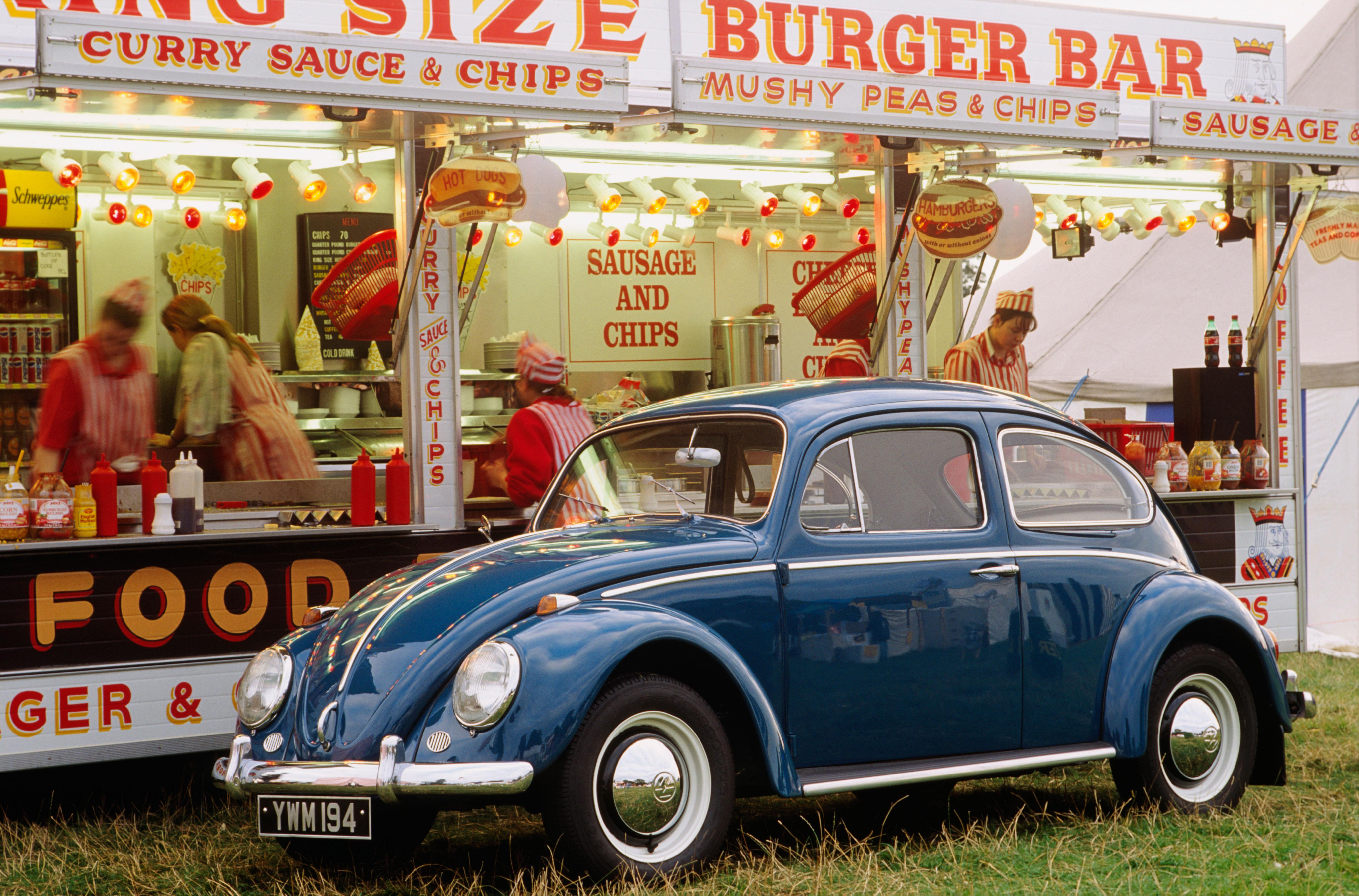 What links a Beetle, a Darracq and a Fury? The Weekend quiz