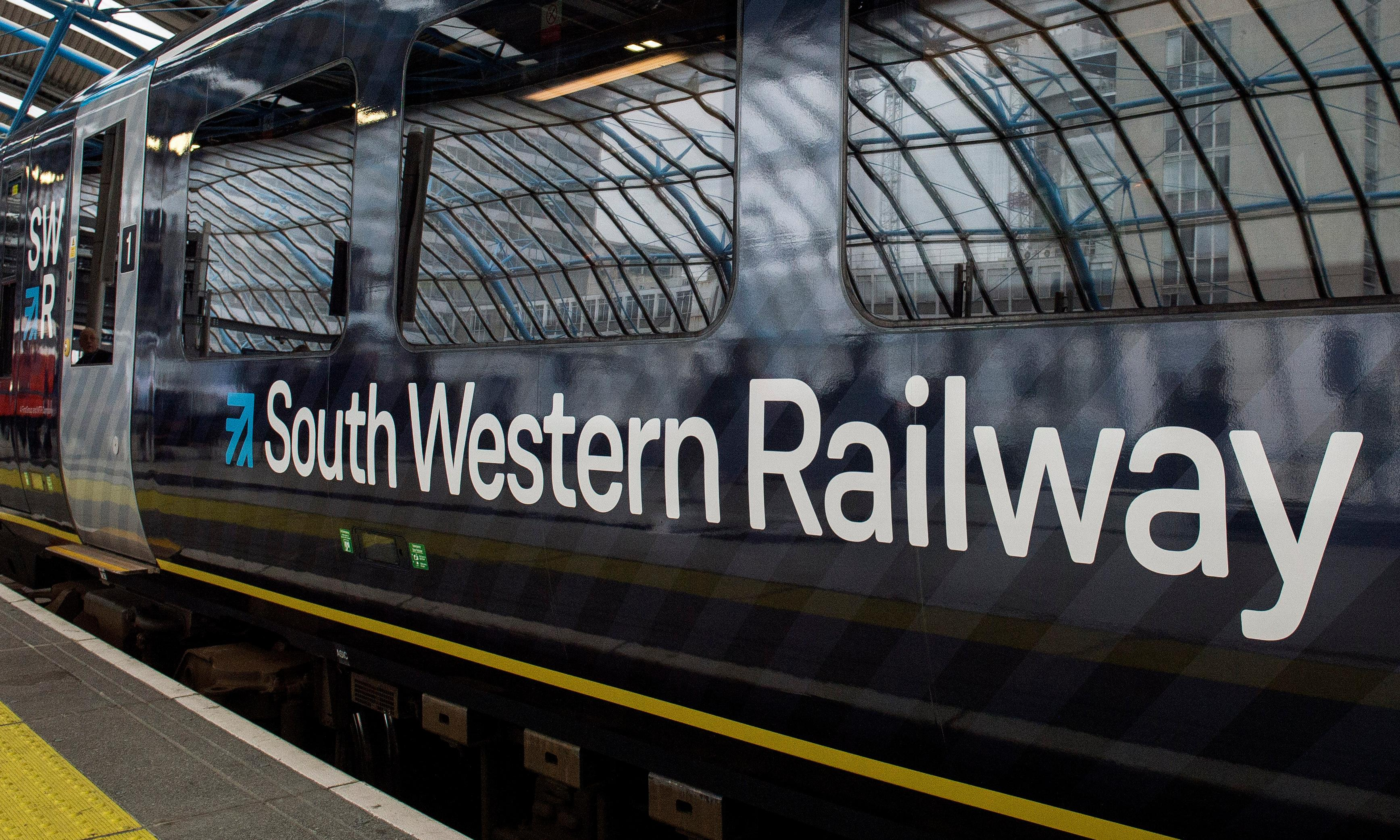 Rail strike over guards to disrupt services in south-west England