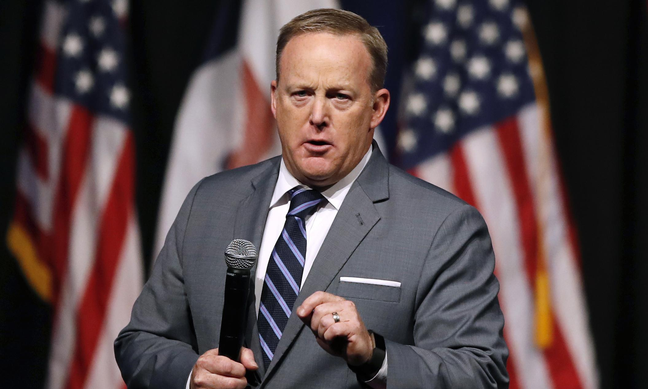 Sean Spicer set to join Dancing with the Stars