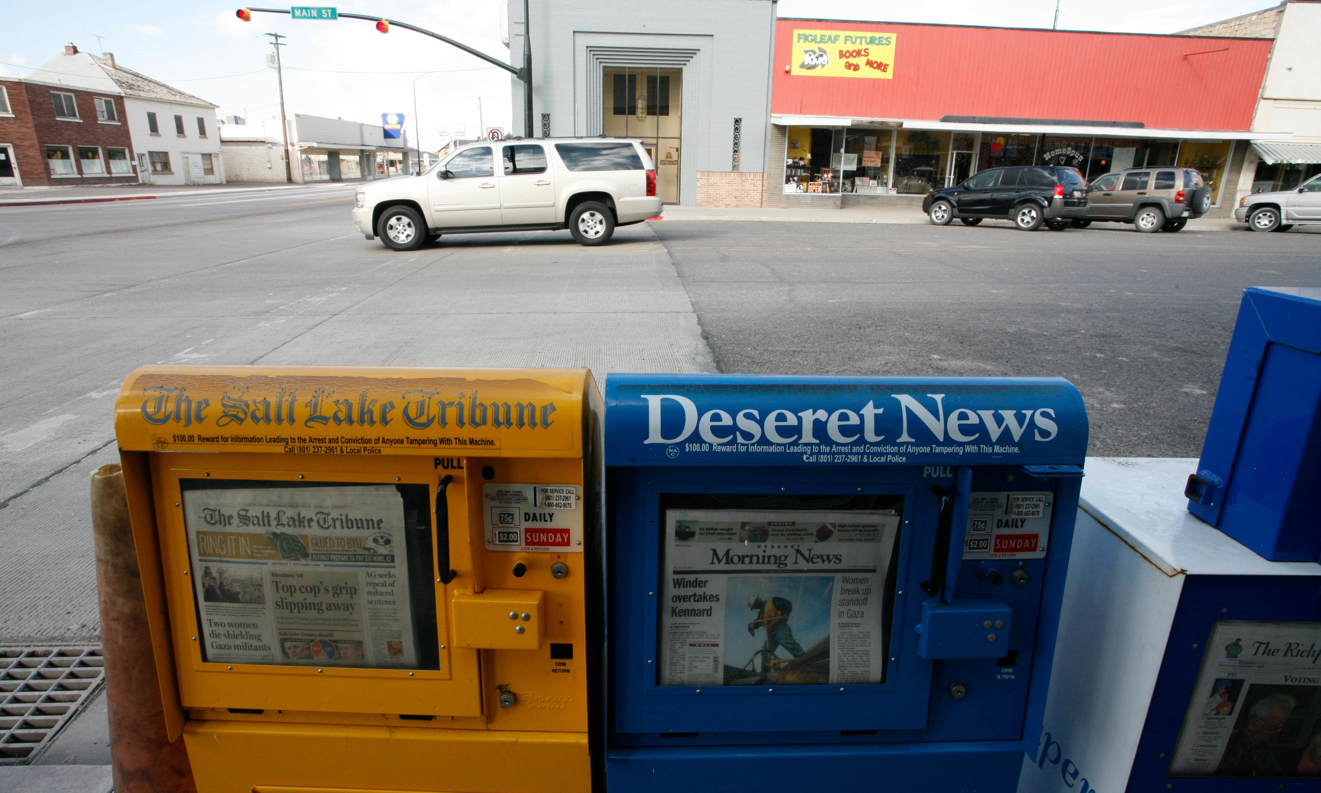 Facebook's local news project frustrated – by lack of local newspapers