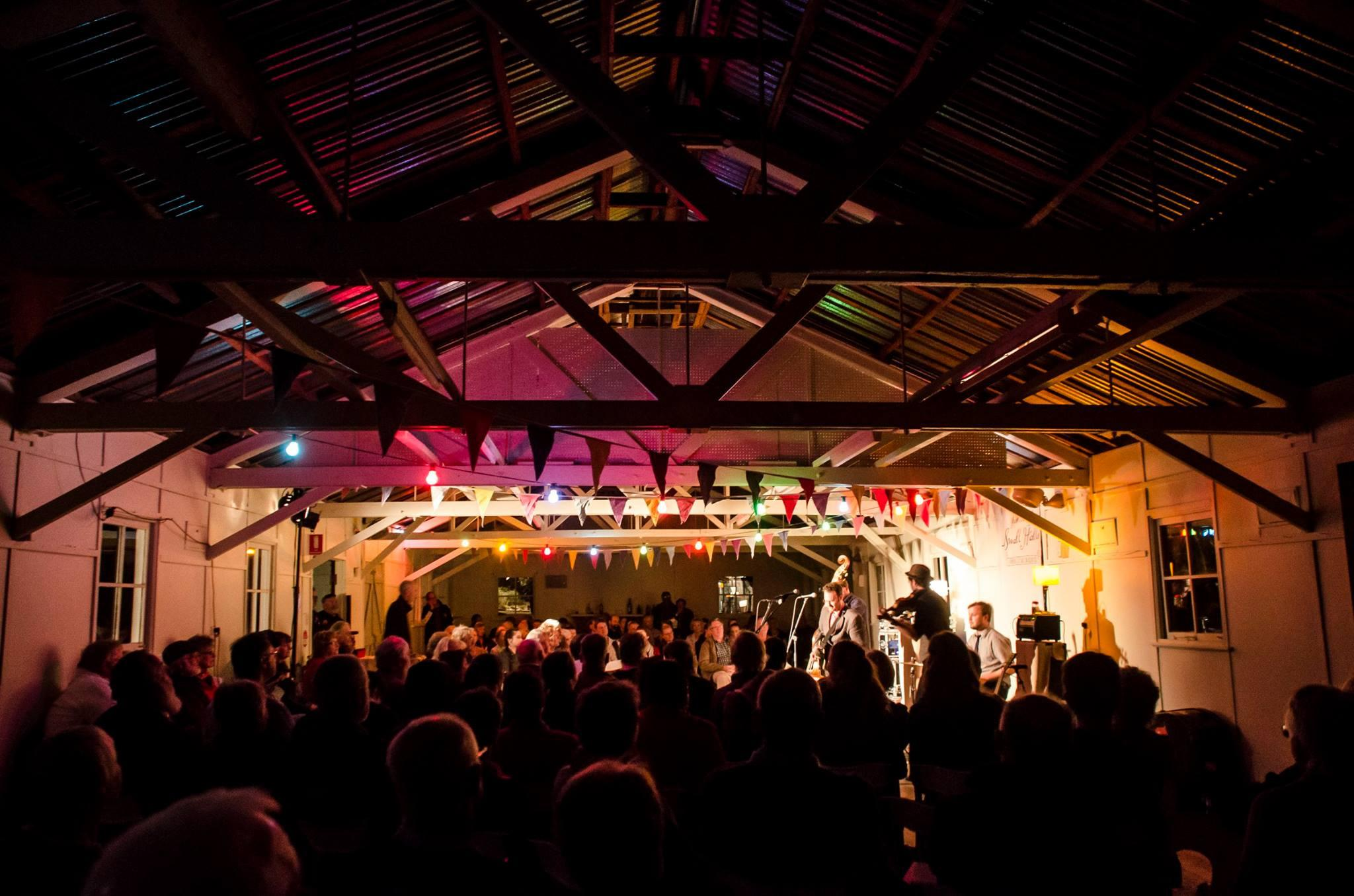 'You can feel the history': the music festival reviving old community halls