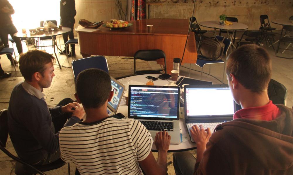 A green hackathon