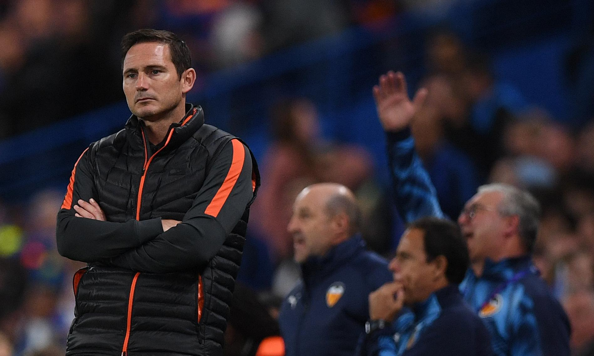 Frank Lampard says Chelsea defeat was harsh Champions League lesson