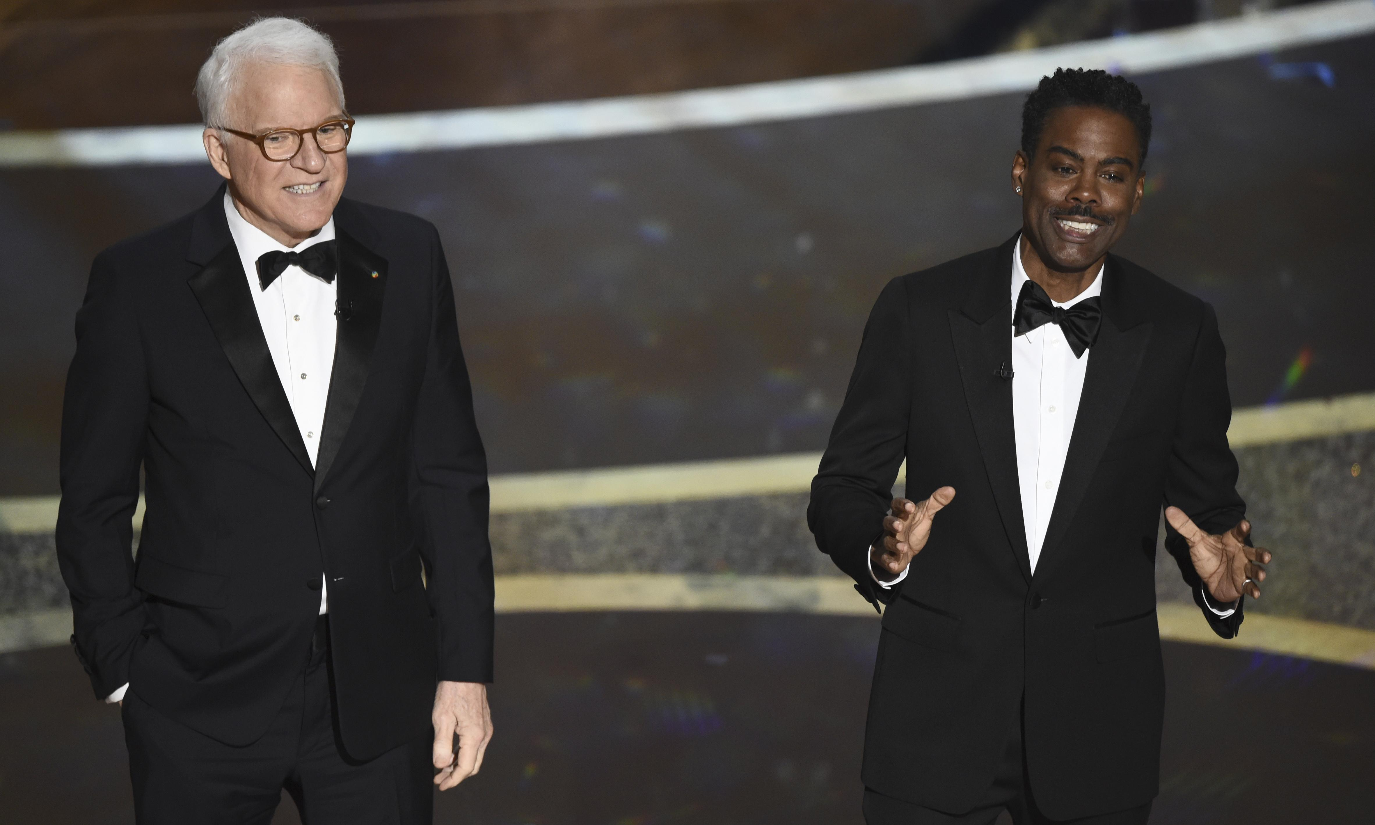 Oscars TV viewing figures sinks to all-time low