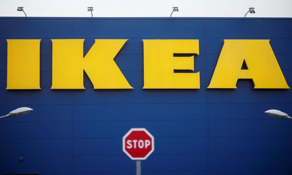 Ikea has hired its own trains to transport materials from Asia to Europe to try to circumvent shipping bottlenecks.