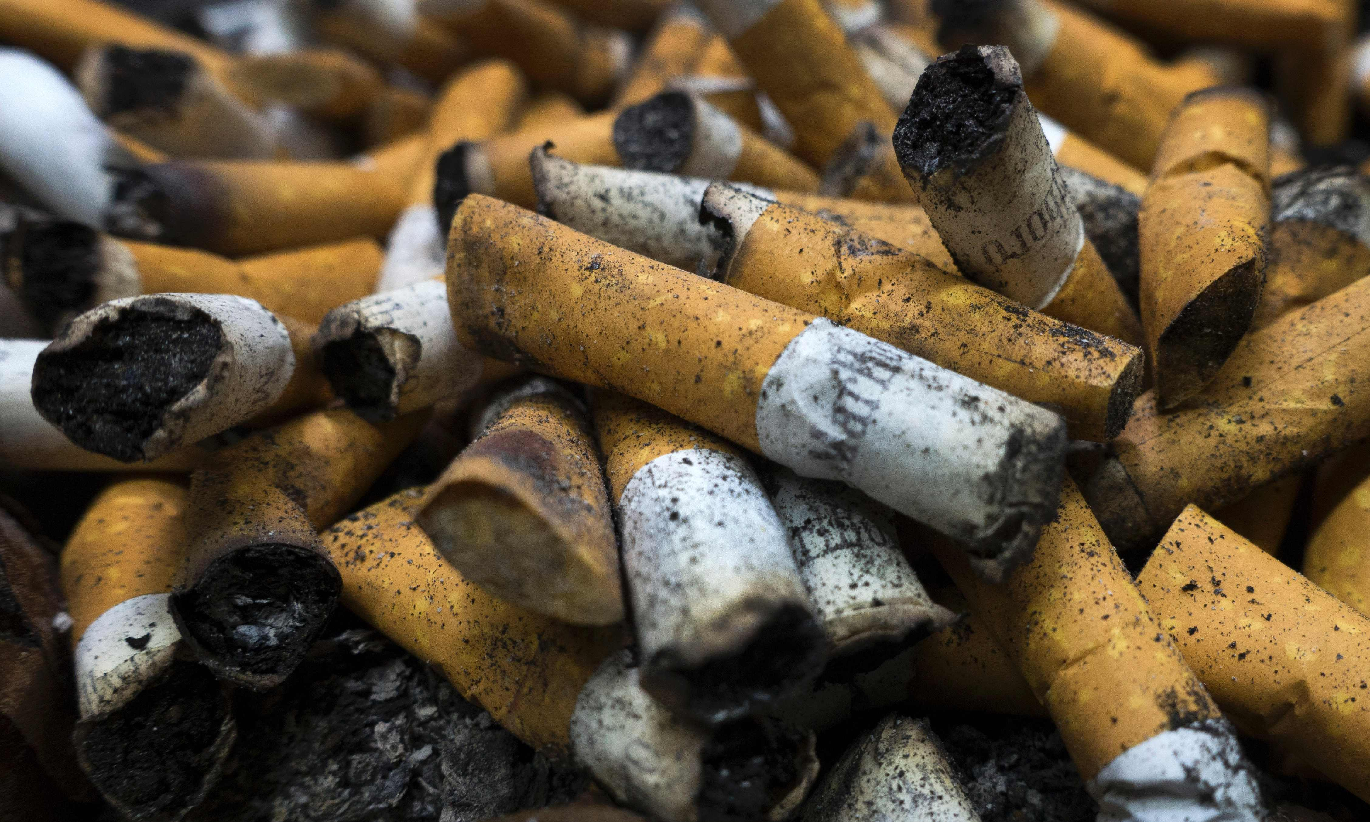 £6bn UK pension scheme moves to stub out tobacco