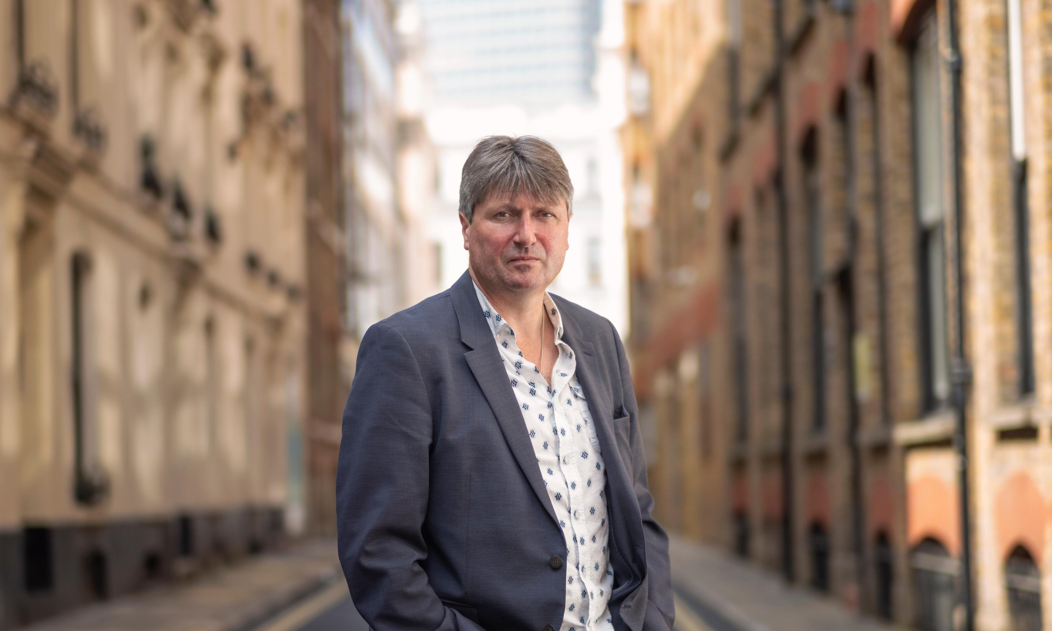 Moon landing poem launches Simon Armitage as poet laureate