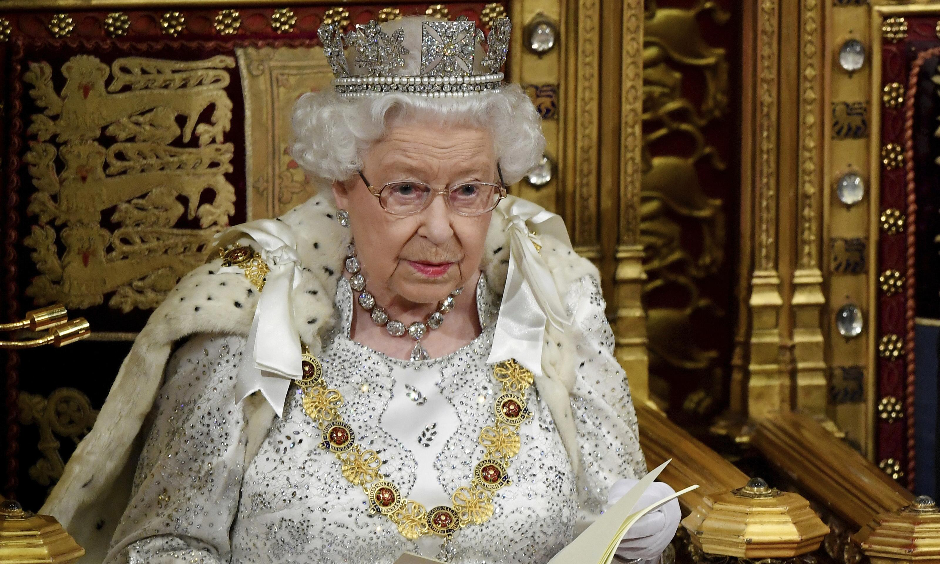 The Guardian view on the Queen's speech: show without substance