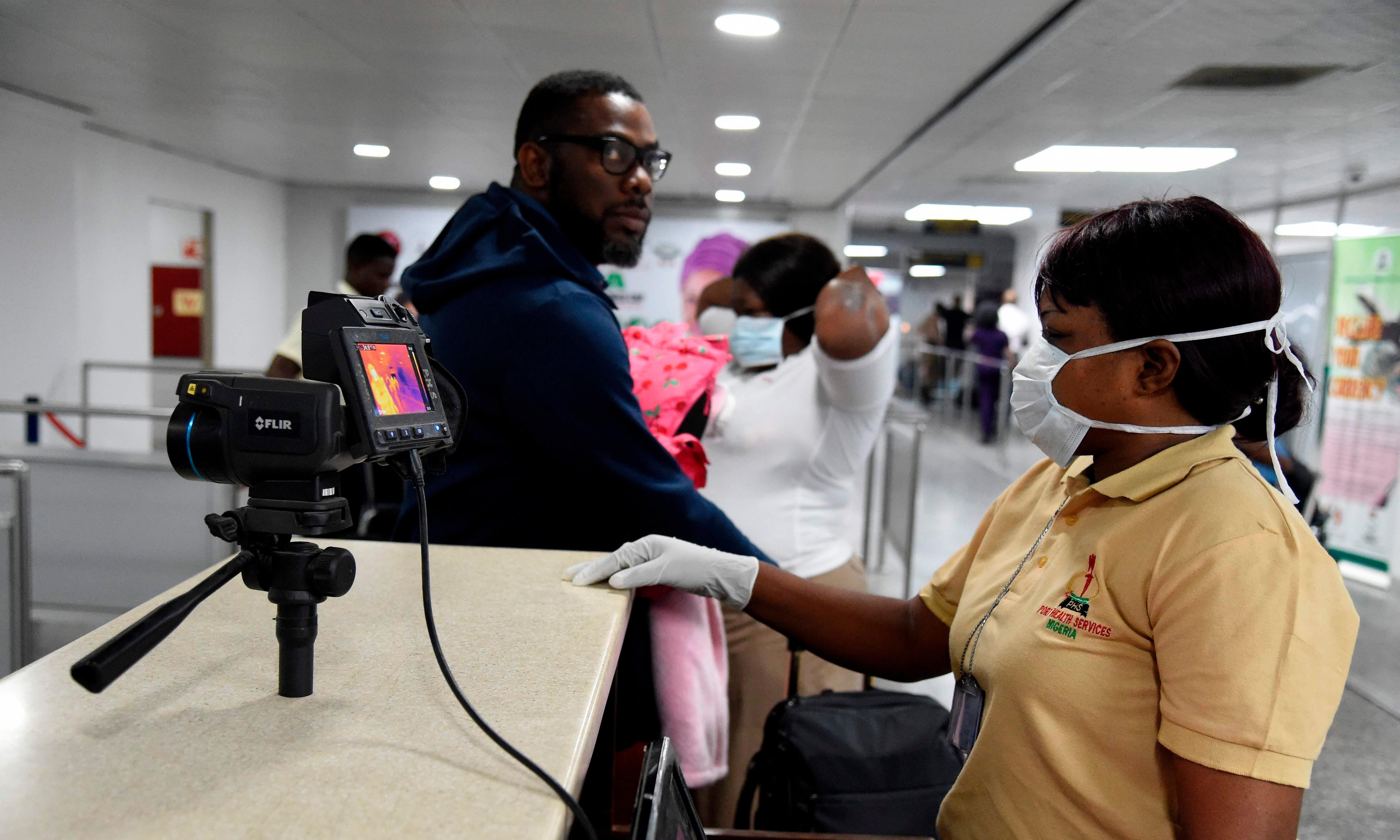 Nigeria confirms first coronavirus case in sub-Saharan Africa