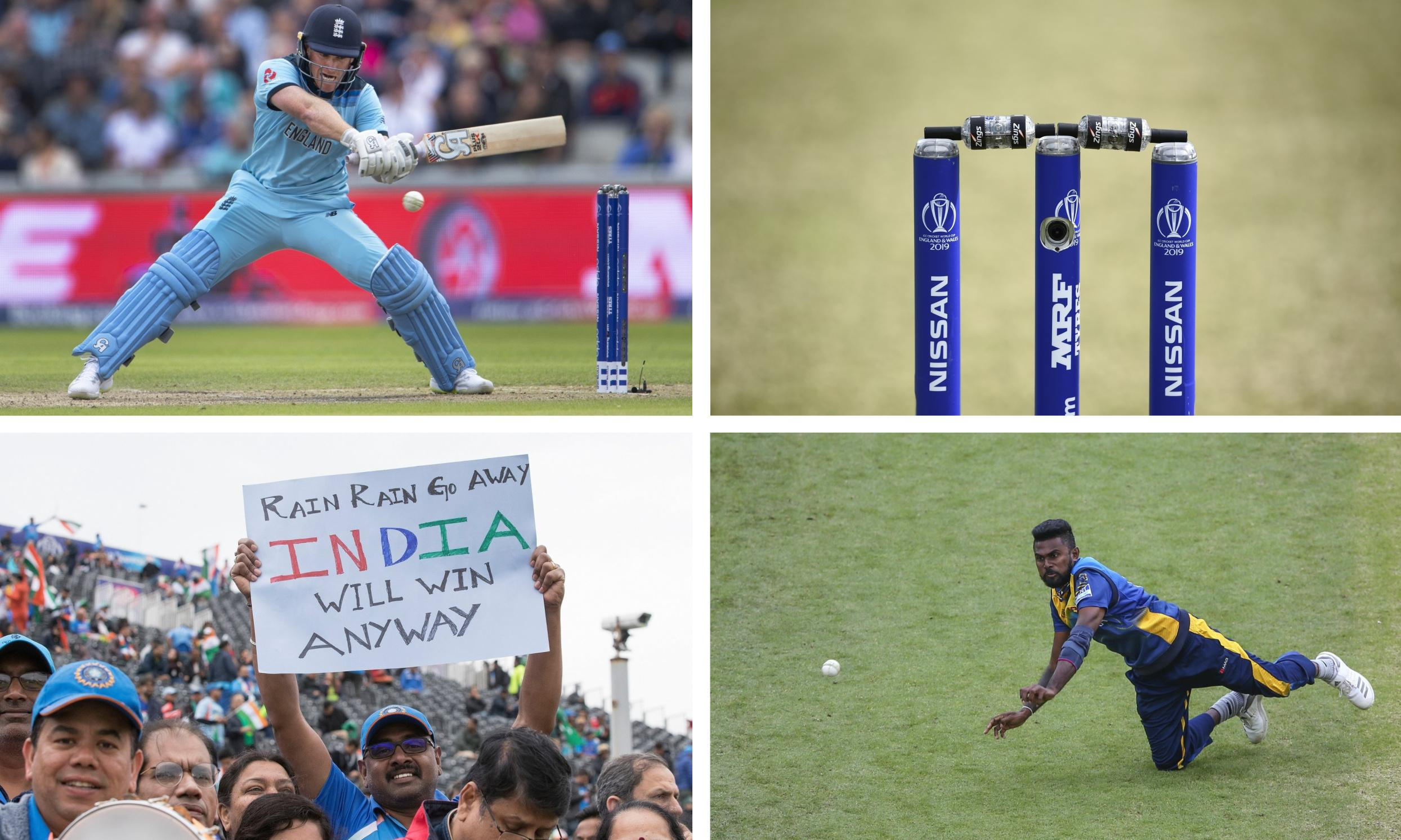 Cricket World Cup 2019: 10 talking points at the halfway stage